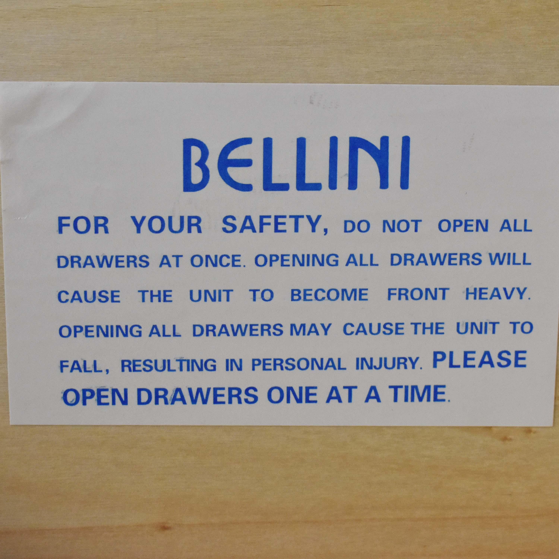 Bellini Bellini Domani Bookcase dark brown