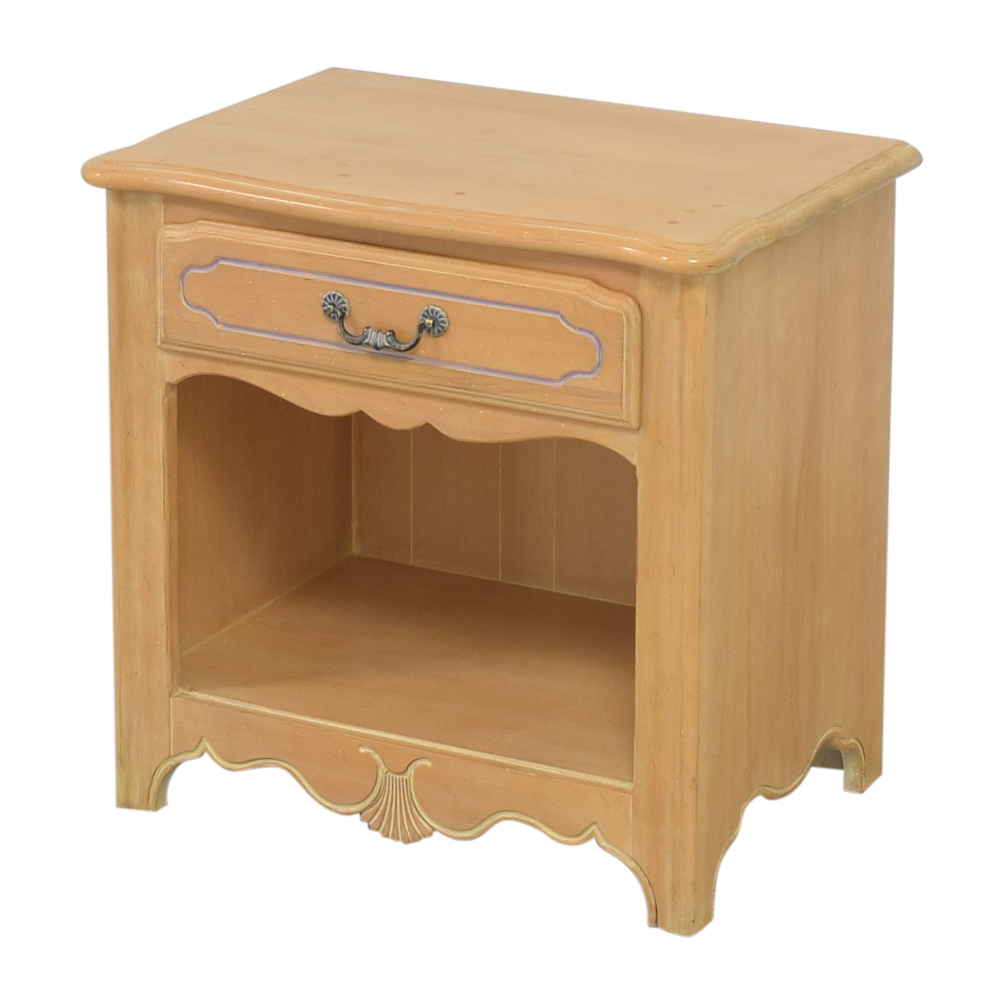 Ethan Allen French Country Nightstand Ethan Allen