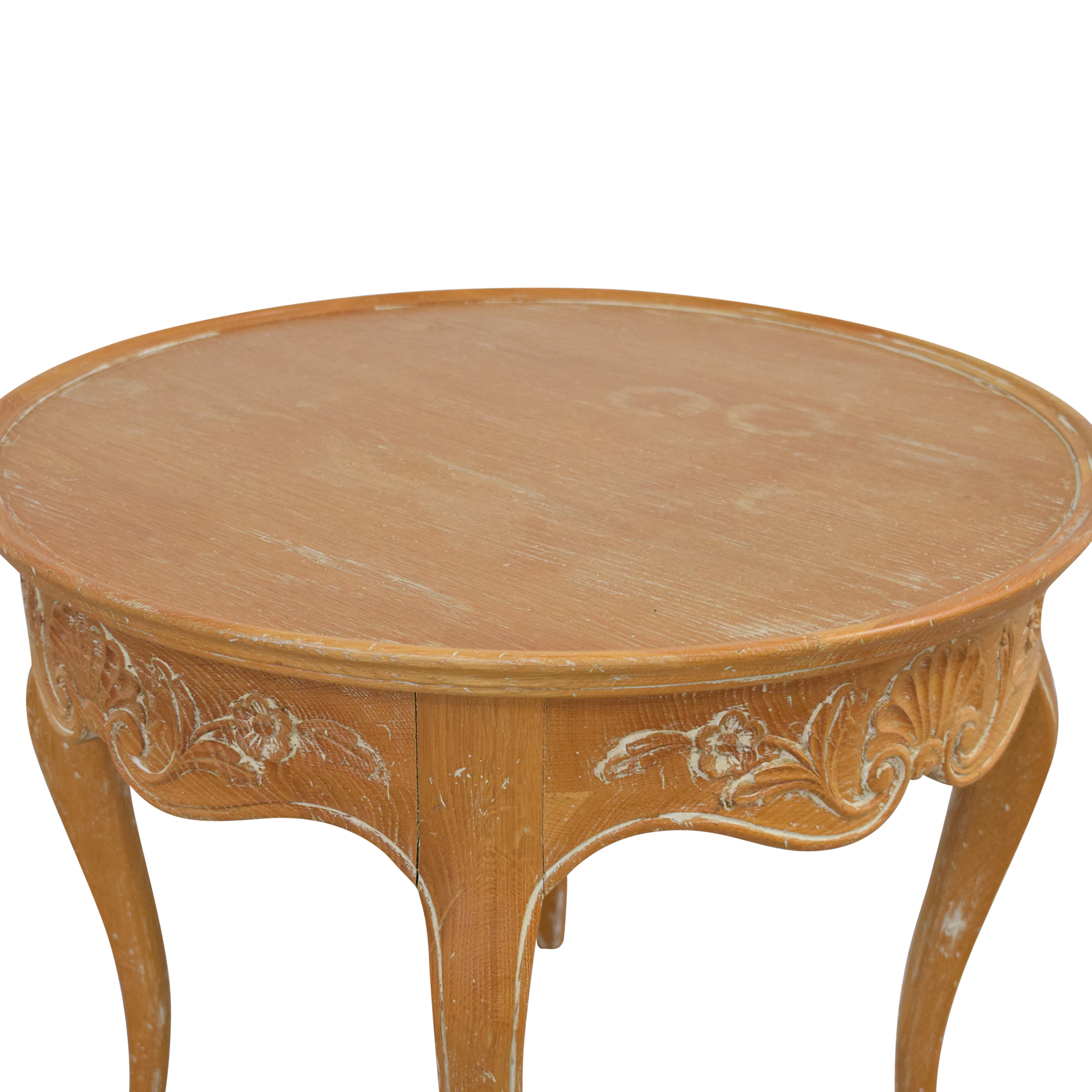 buy  Round Italian Accent Table online