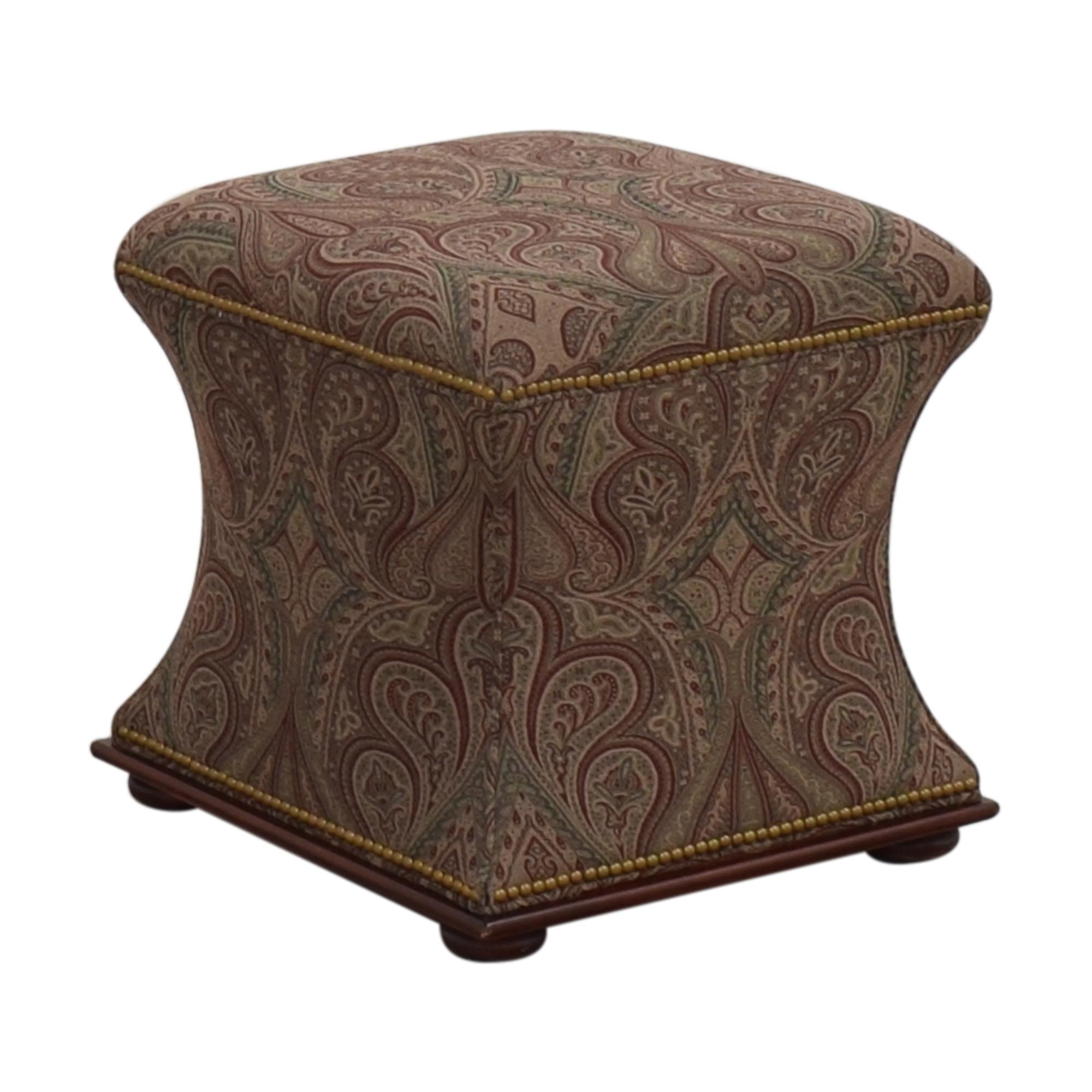 buy Hickory Chair Ottoman Hickory Chair Ottomans