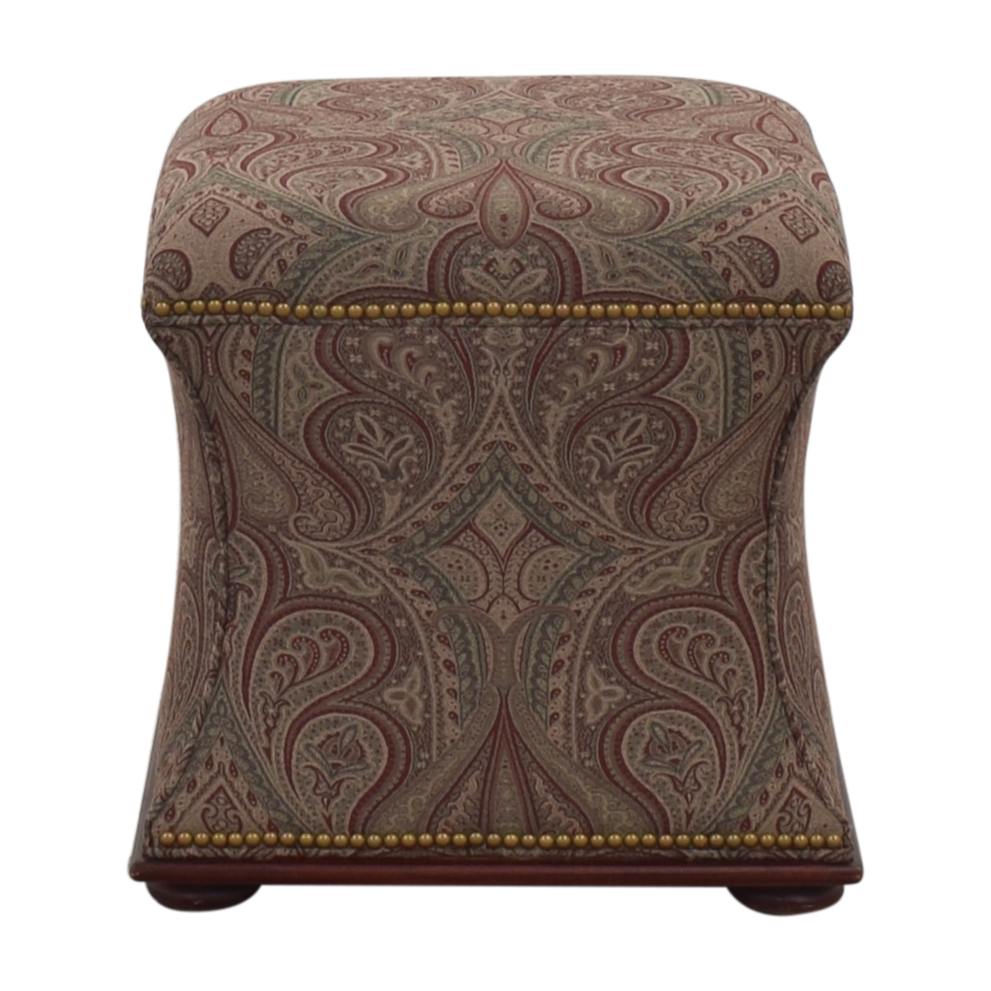 Hickory Chair Ottoman sale