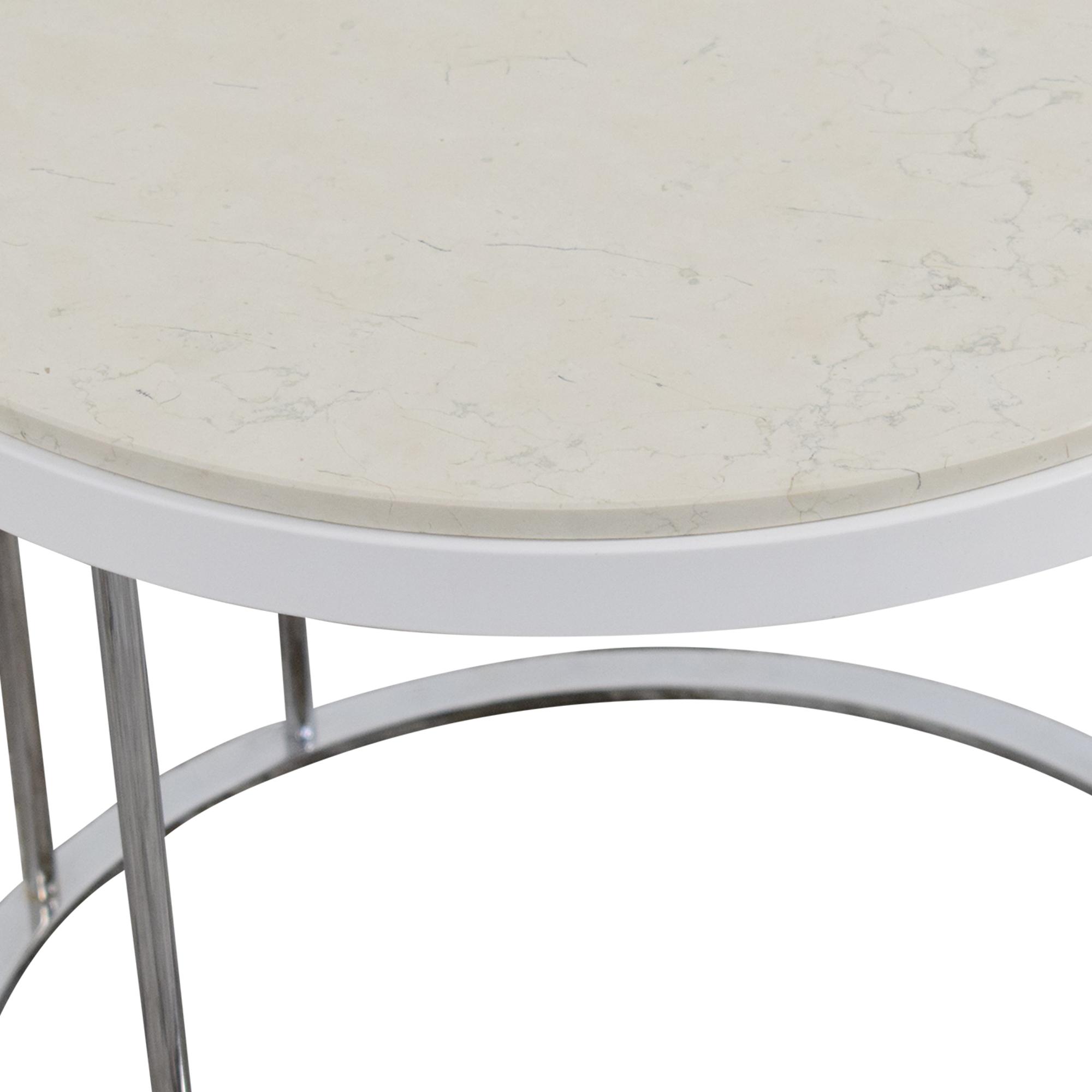 Koleksiyon Koleksiyon Perrino End Table used