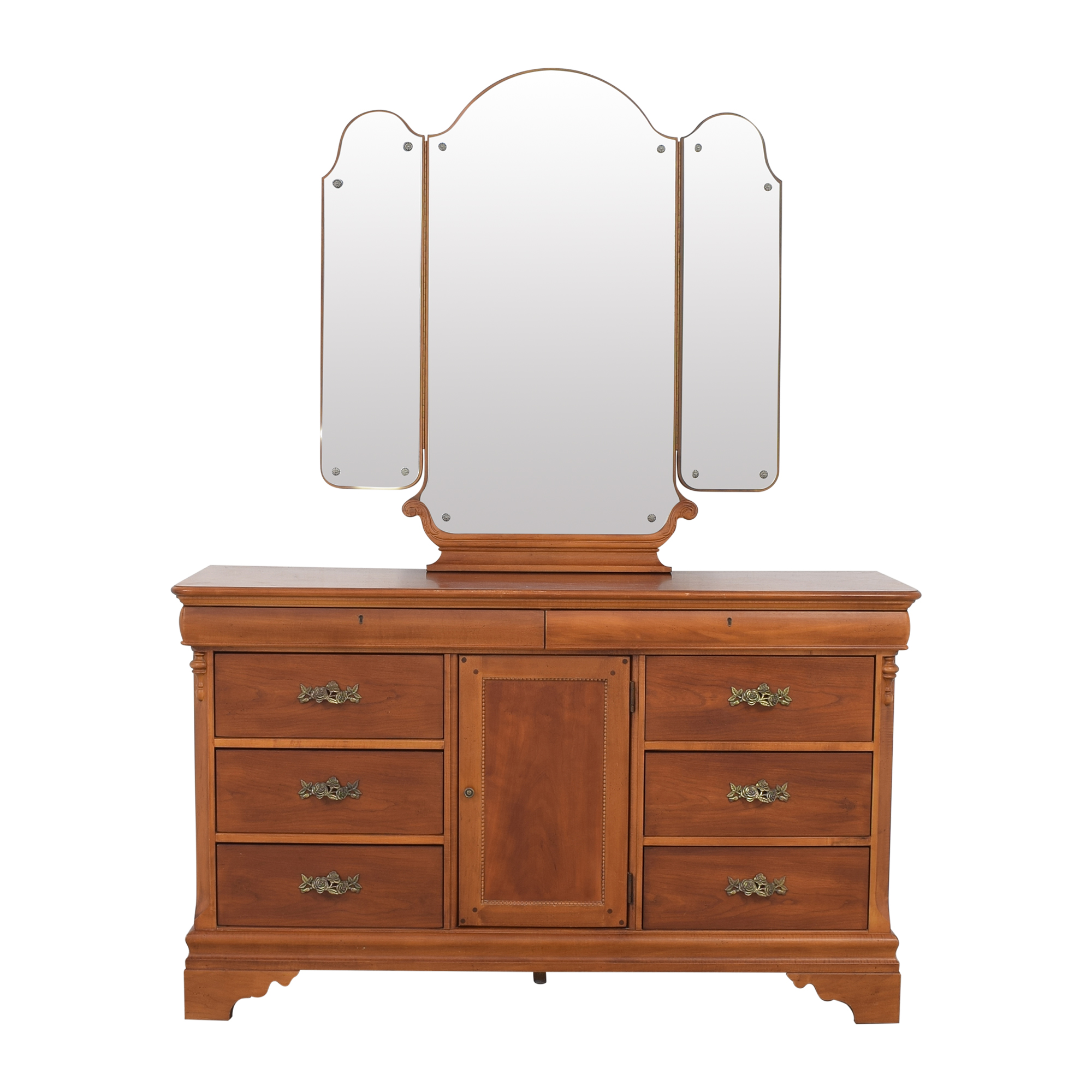 Lexington Furniture Betsy Cameron for Lexington Dresser with Mirror used