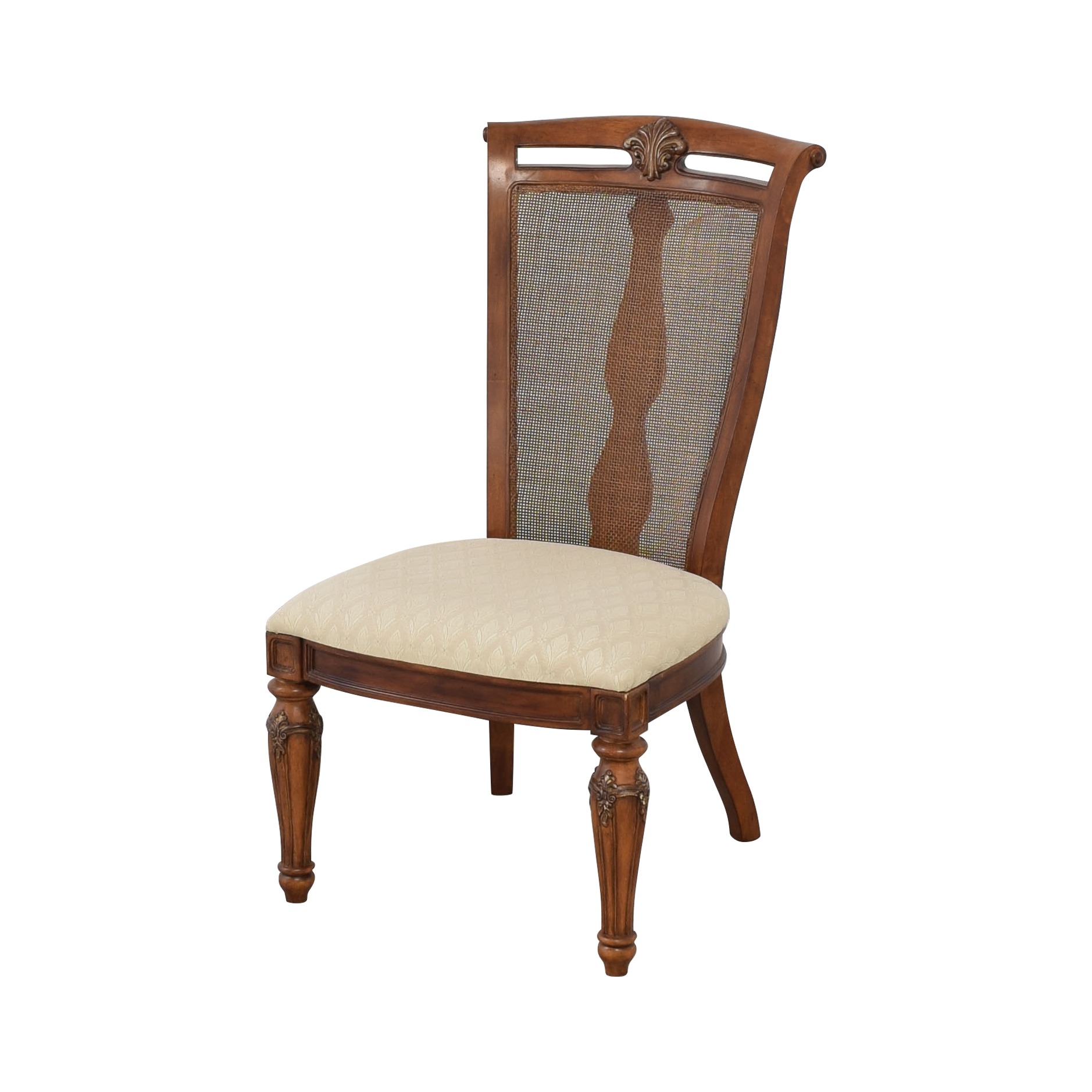 The Lane Company The Lane Company Side Dining Chairs dimensions