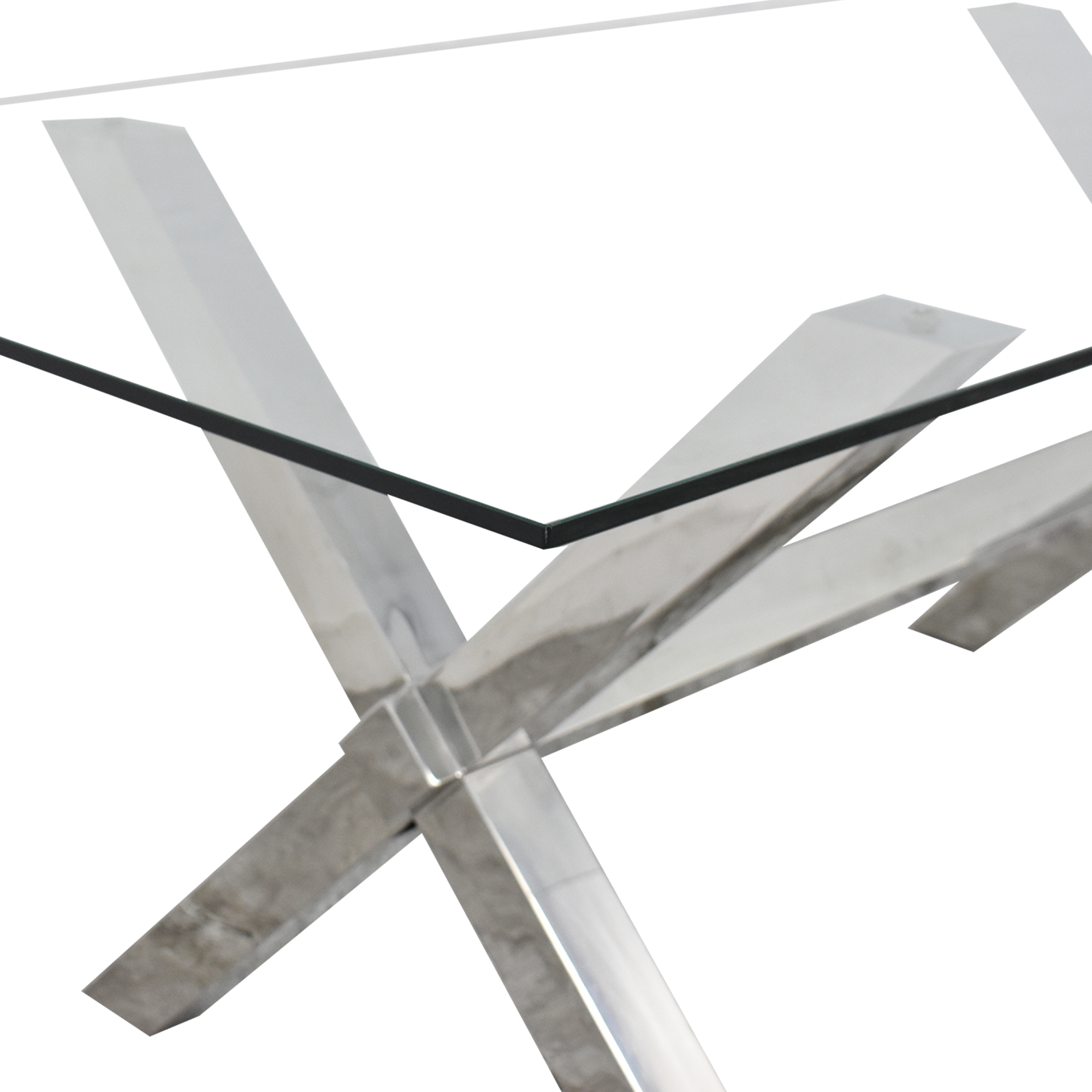 Z Gallerie Axis Dining Table / Tables