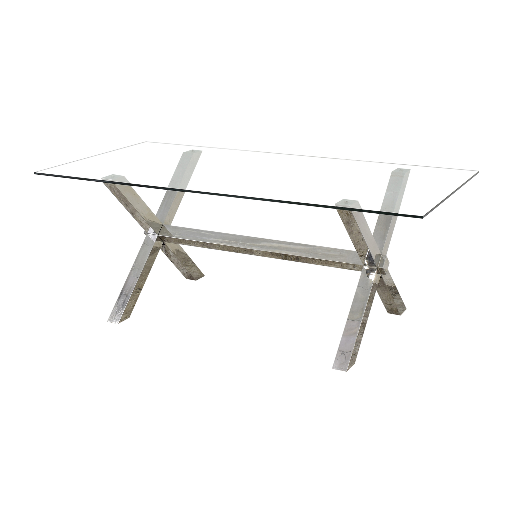 Z Gallerie Axis Dining Table / Dinner Tables