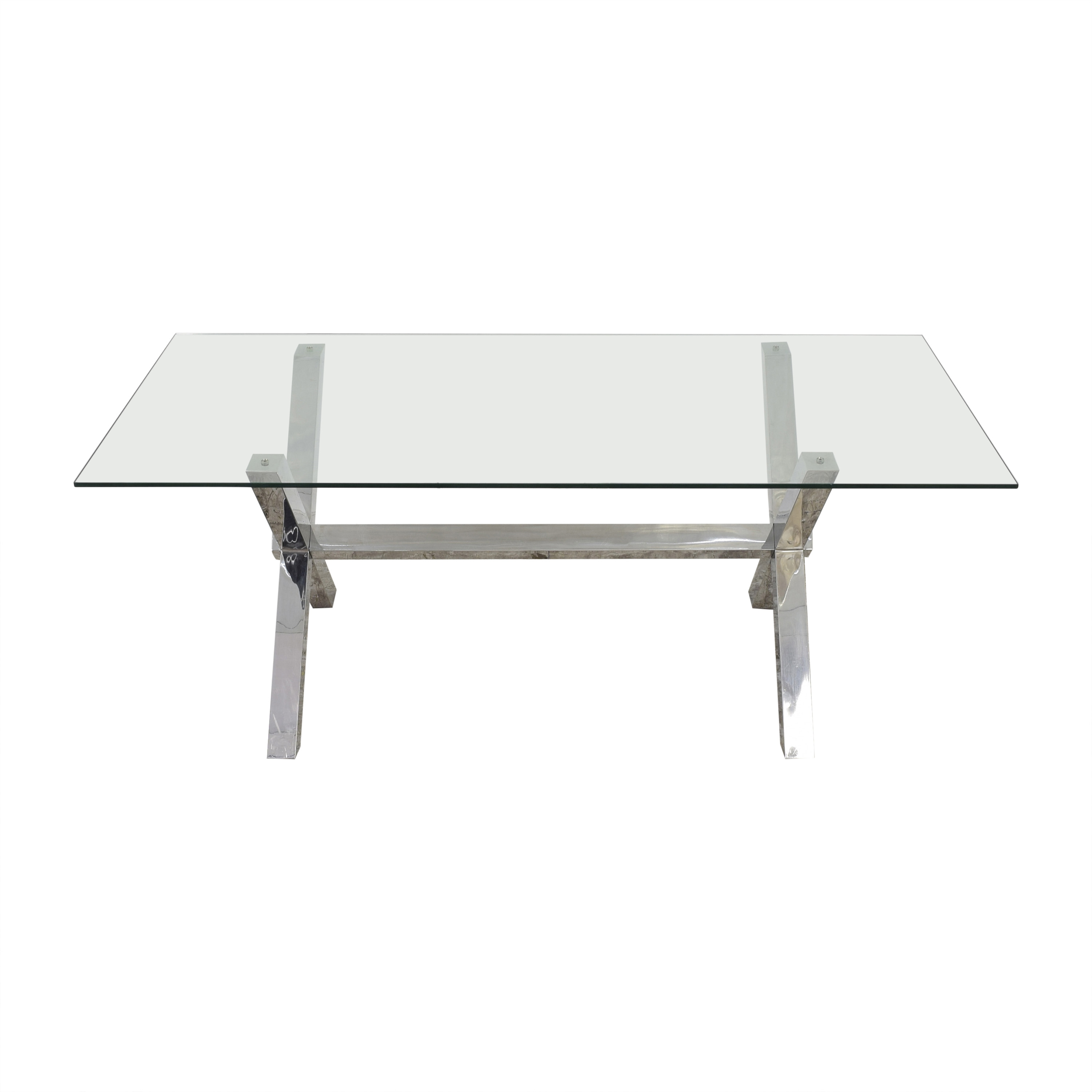 shop Z-Gallerie Axis Dining Table Z Gallerie Tables