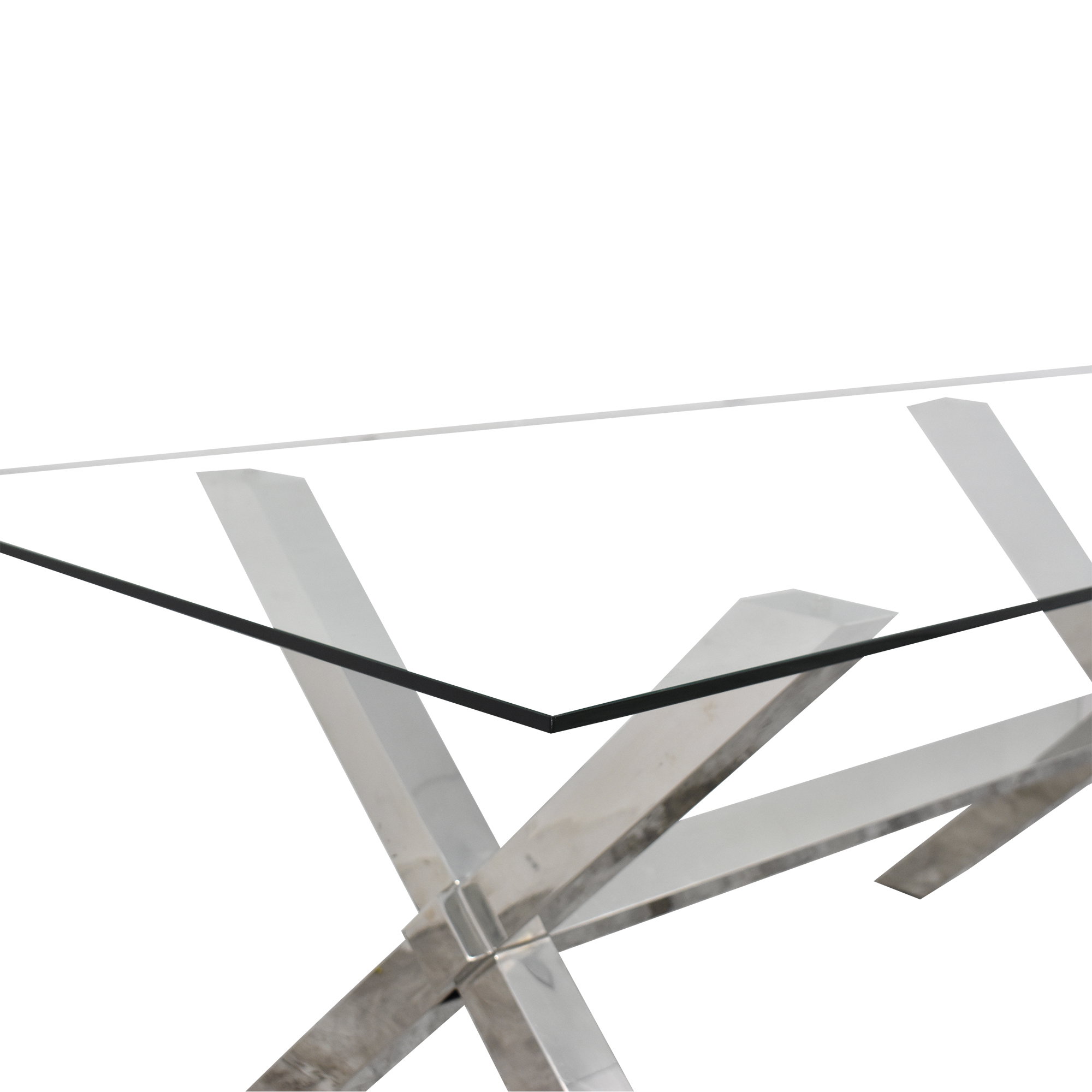 Z Gallerie Z Gallerie Axis Dining Table discount