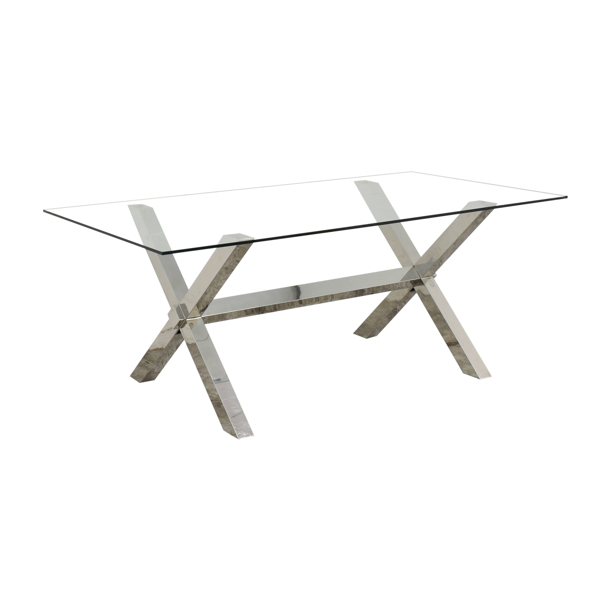 Z Gallerie Z Gallerie Axis Dining Table price