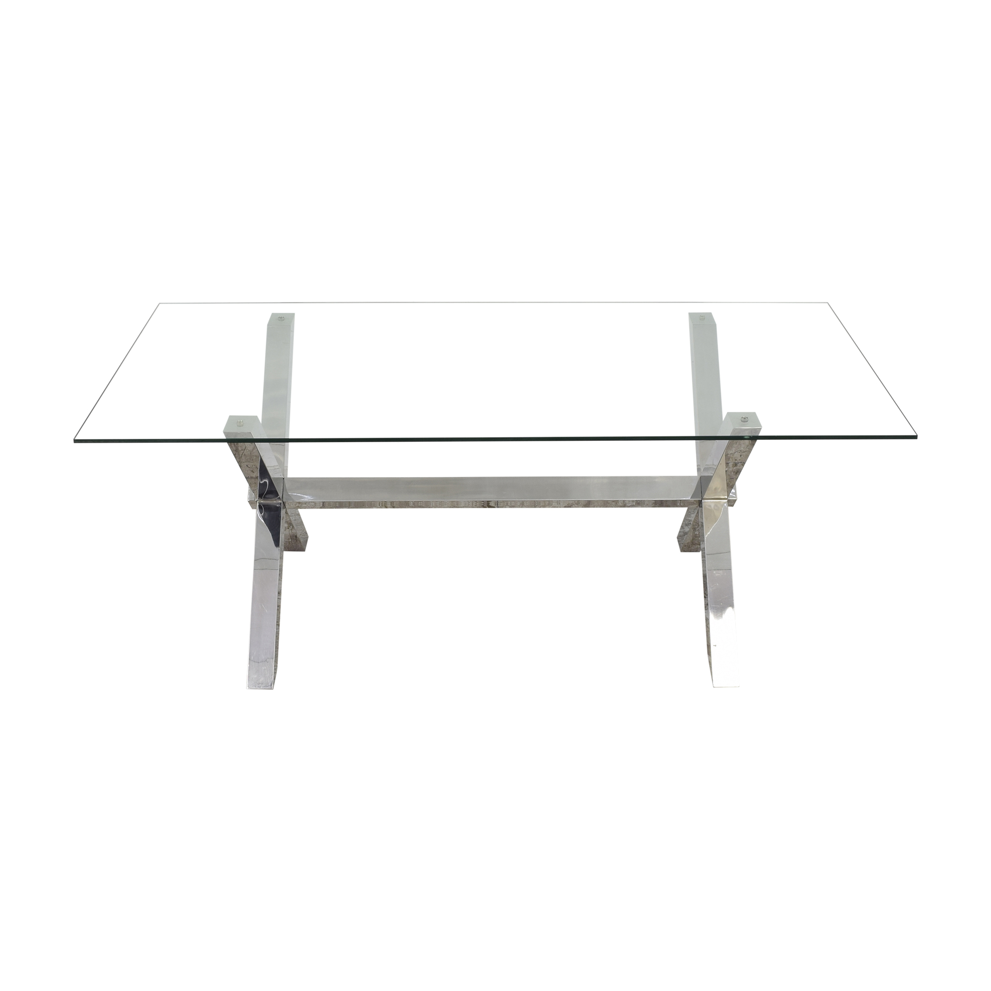 Z Gallerie Z Gallerie Axis Dining Table on sale