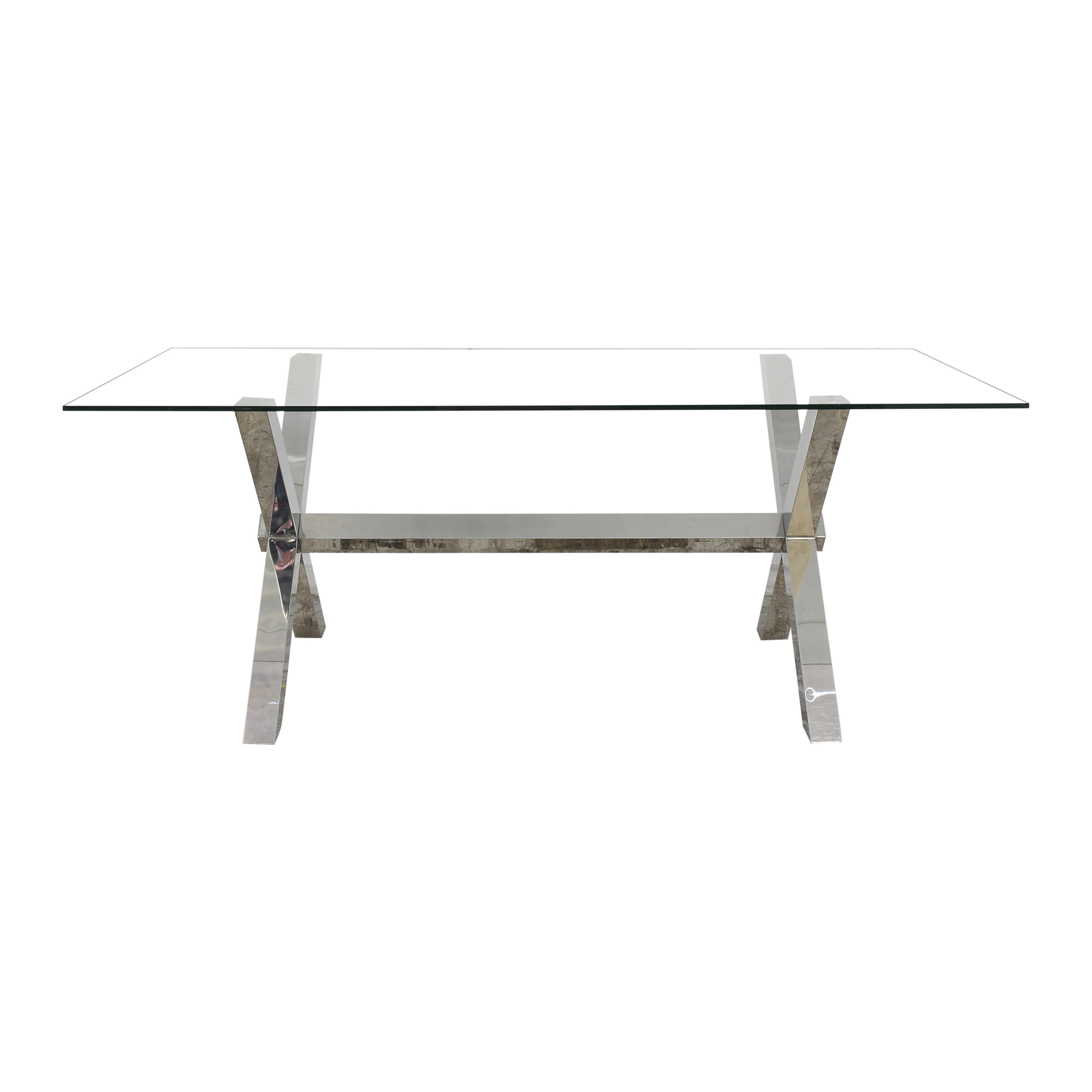 Z Gallerie Z Gallerie Axis Dining Table for sale