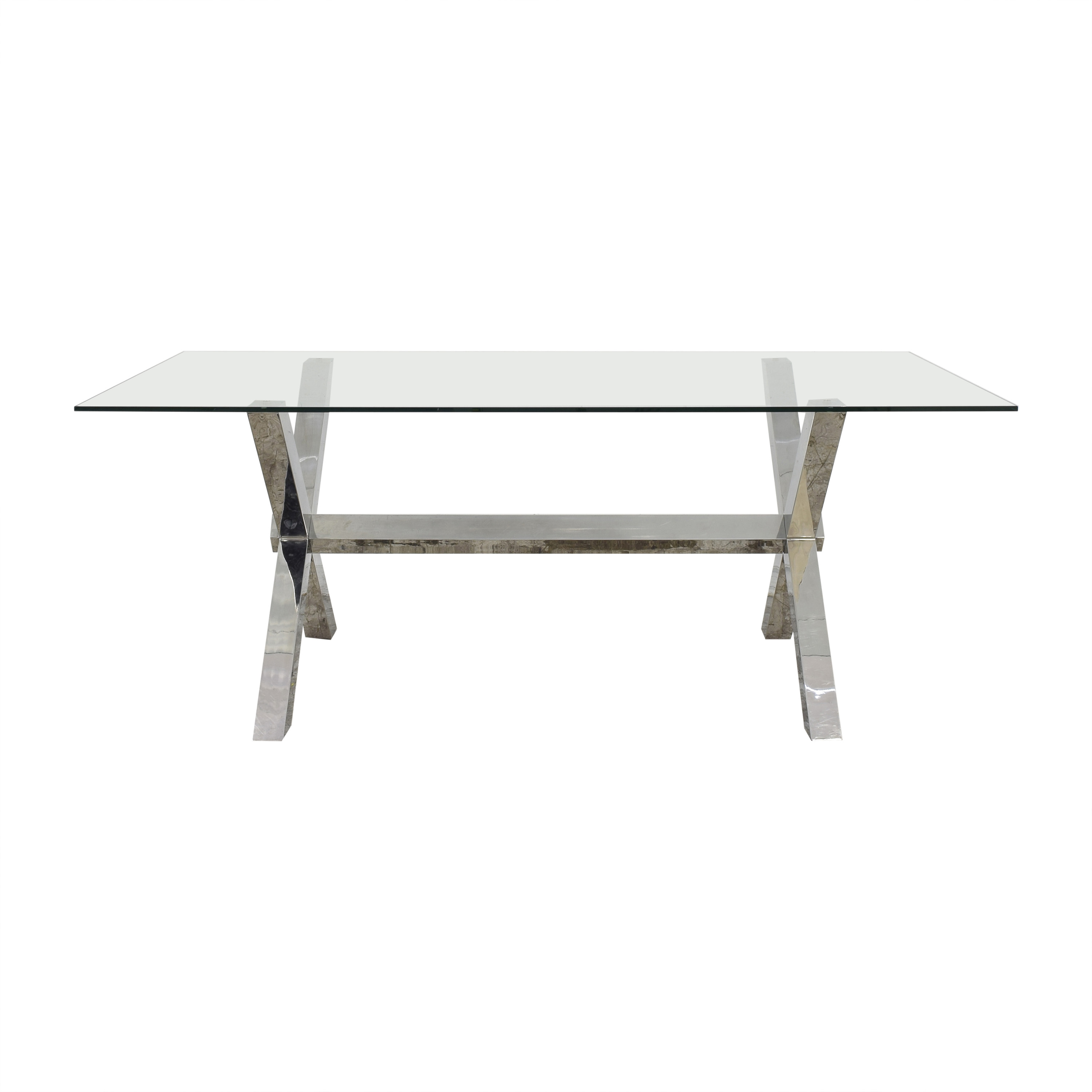 Z Gallerie Z-Gallerie Axis Dining Table pa
