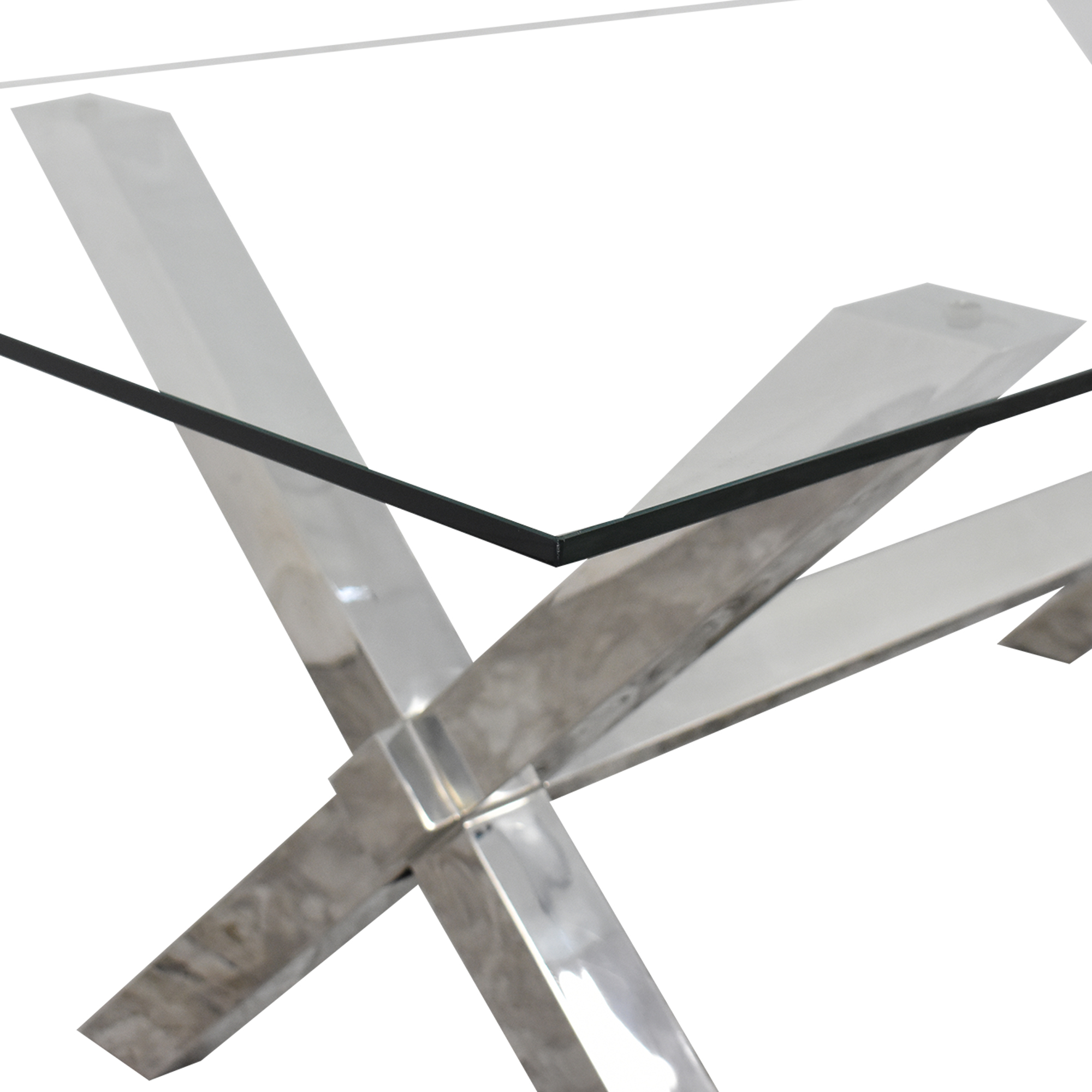 Z Gallerie Z Gallerie Axis Dining Table nyc