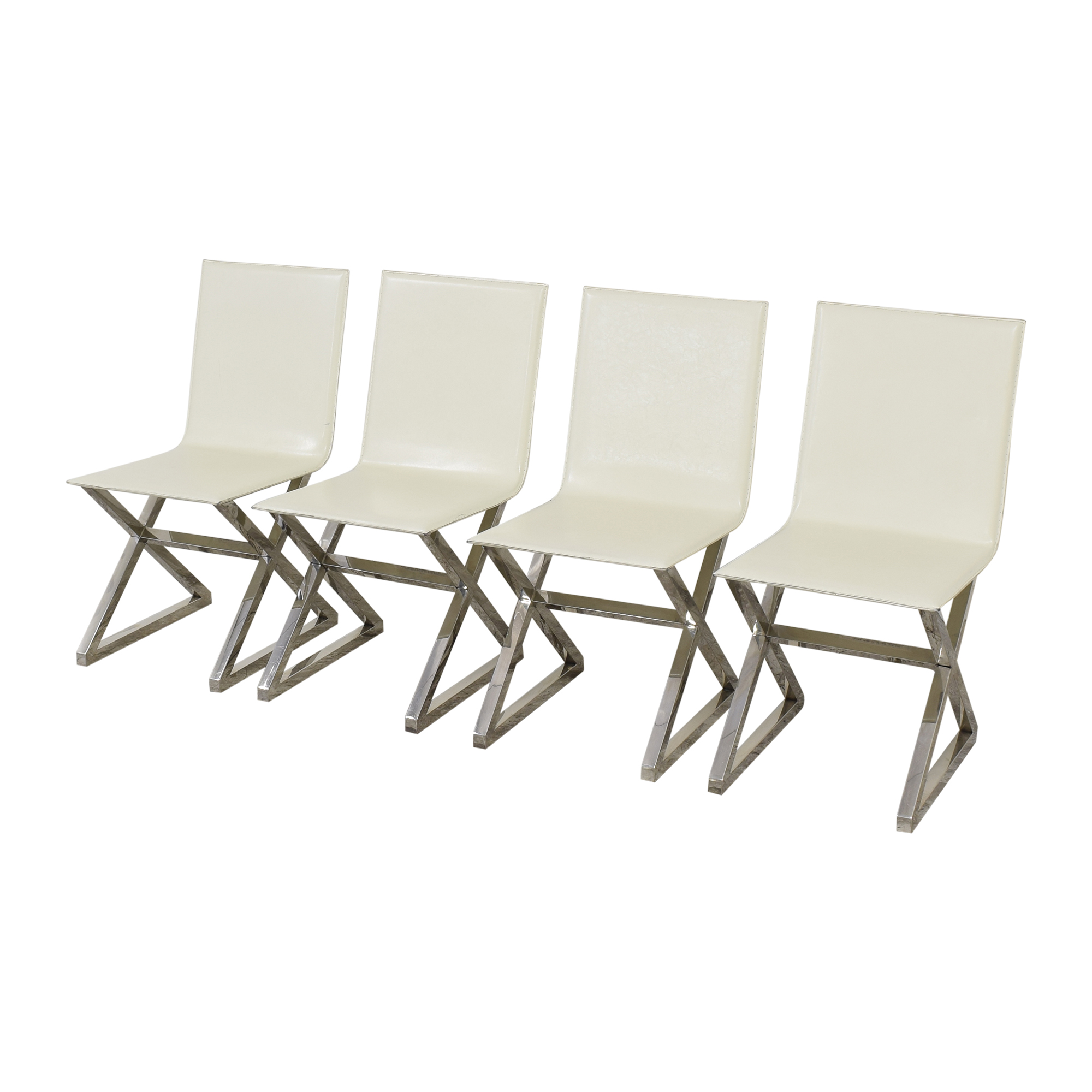 Z Gallerie Z Gallerie Axis Dining Chairs ma
