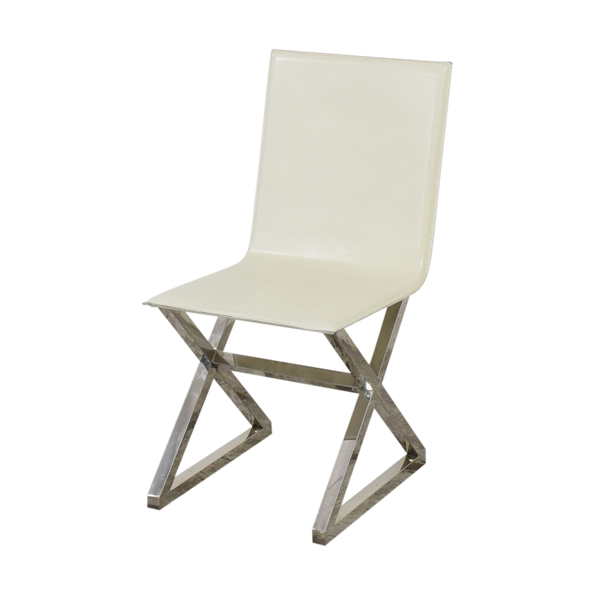 buy Z Gallerie Axis Dining Chairs Z Gallerie