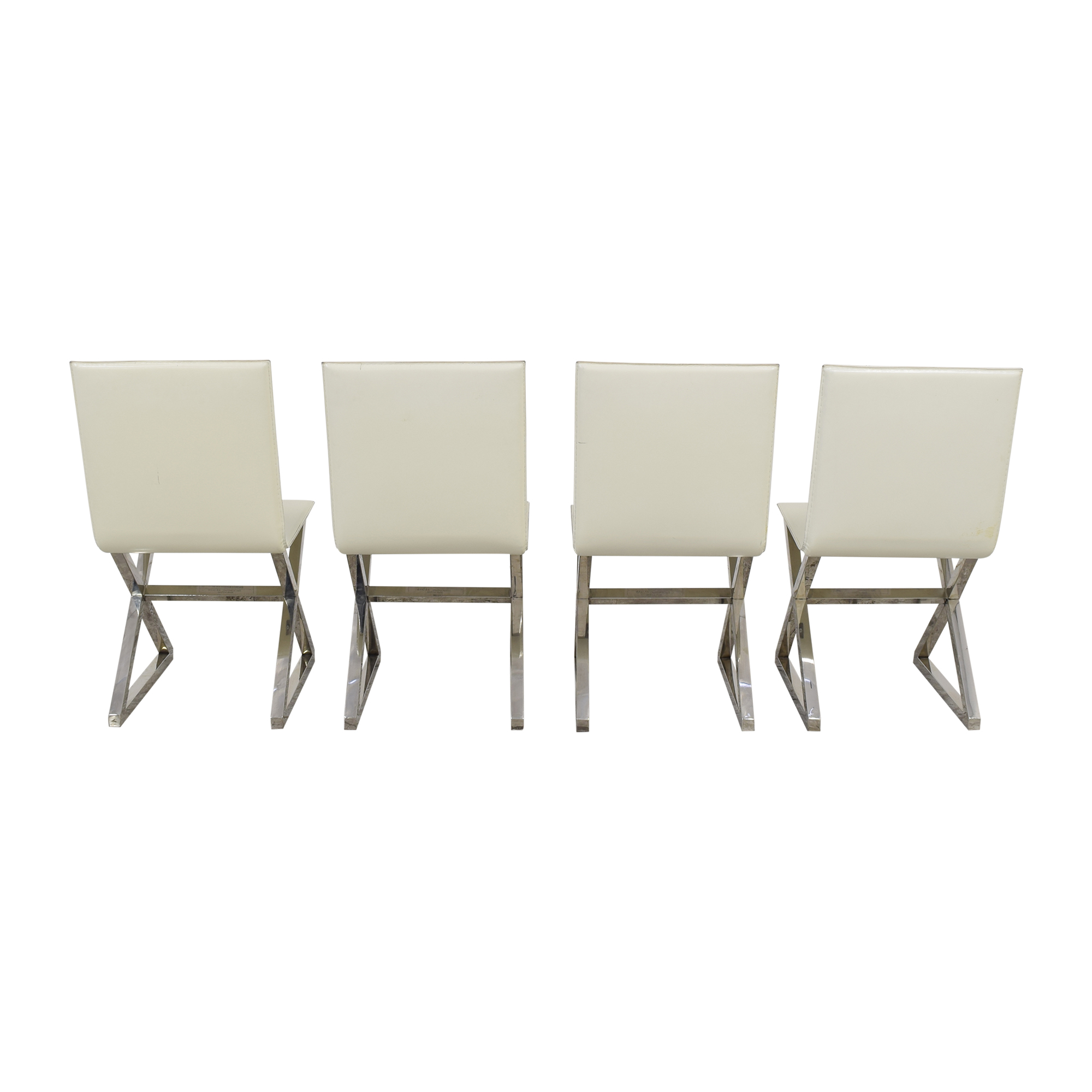 Z Gallerie Z Gallerie Axis Dining Chairs on sale