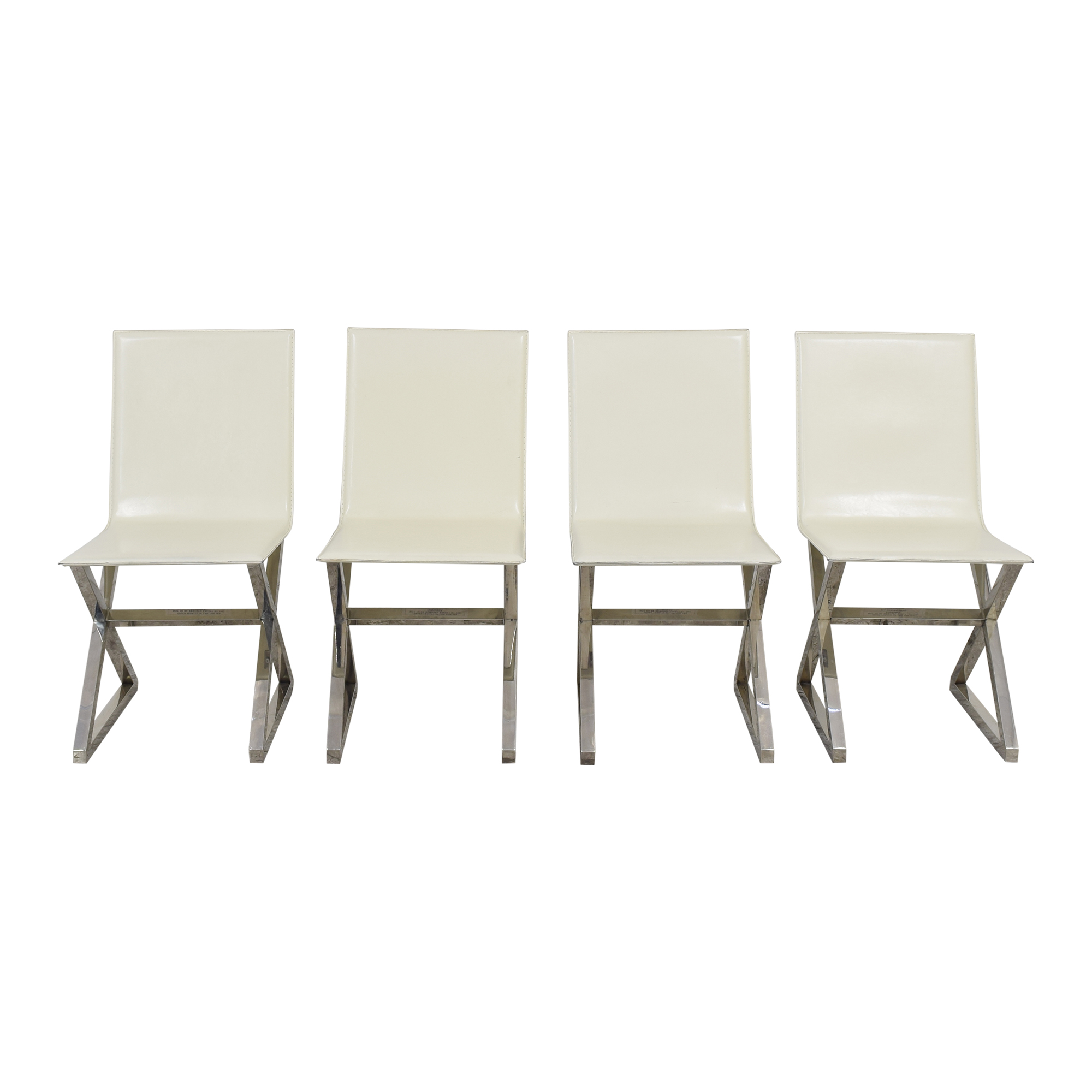 Z Gallerie Z Gallerie Axis Dining Chairs ct