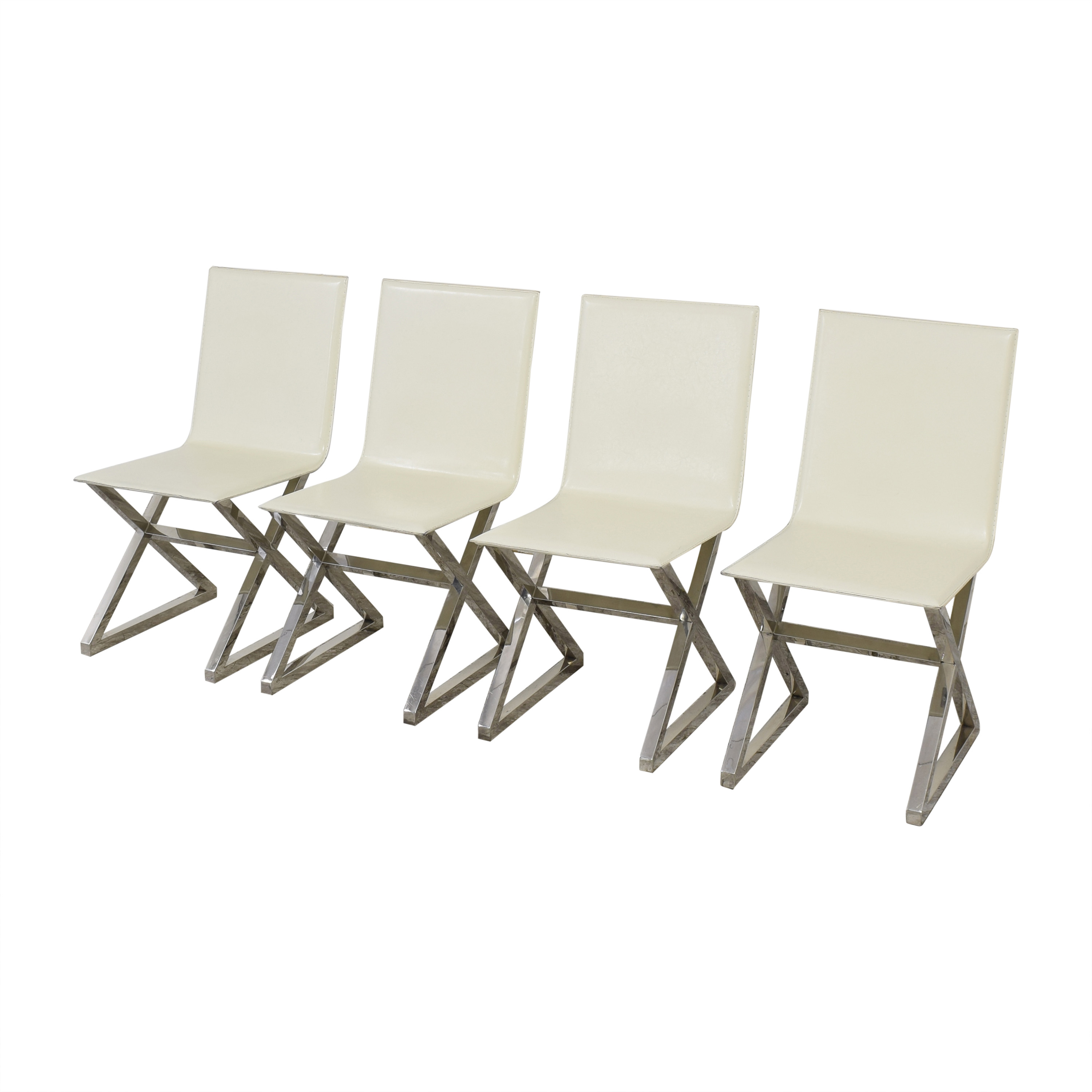 shop Z Gallerie Axis Dining Chairs Z Gallerie Chairs