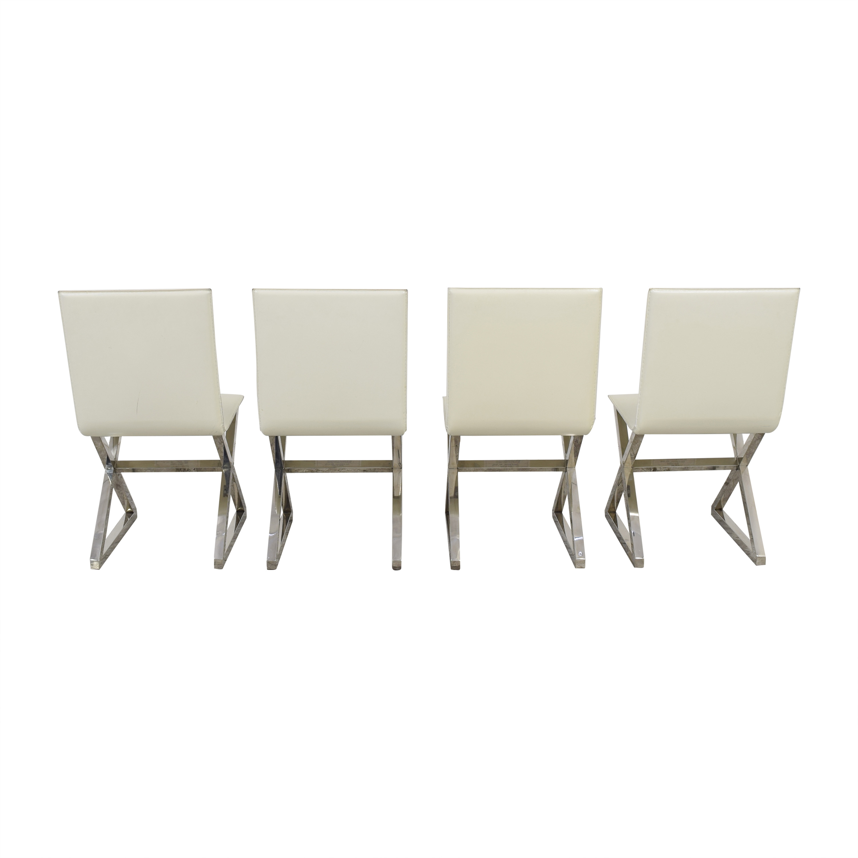buy Z Gallerie Axis Dining Chairs Z Gallerie Chairs