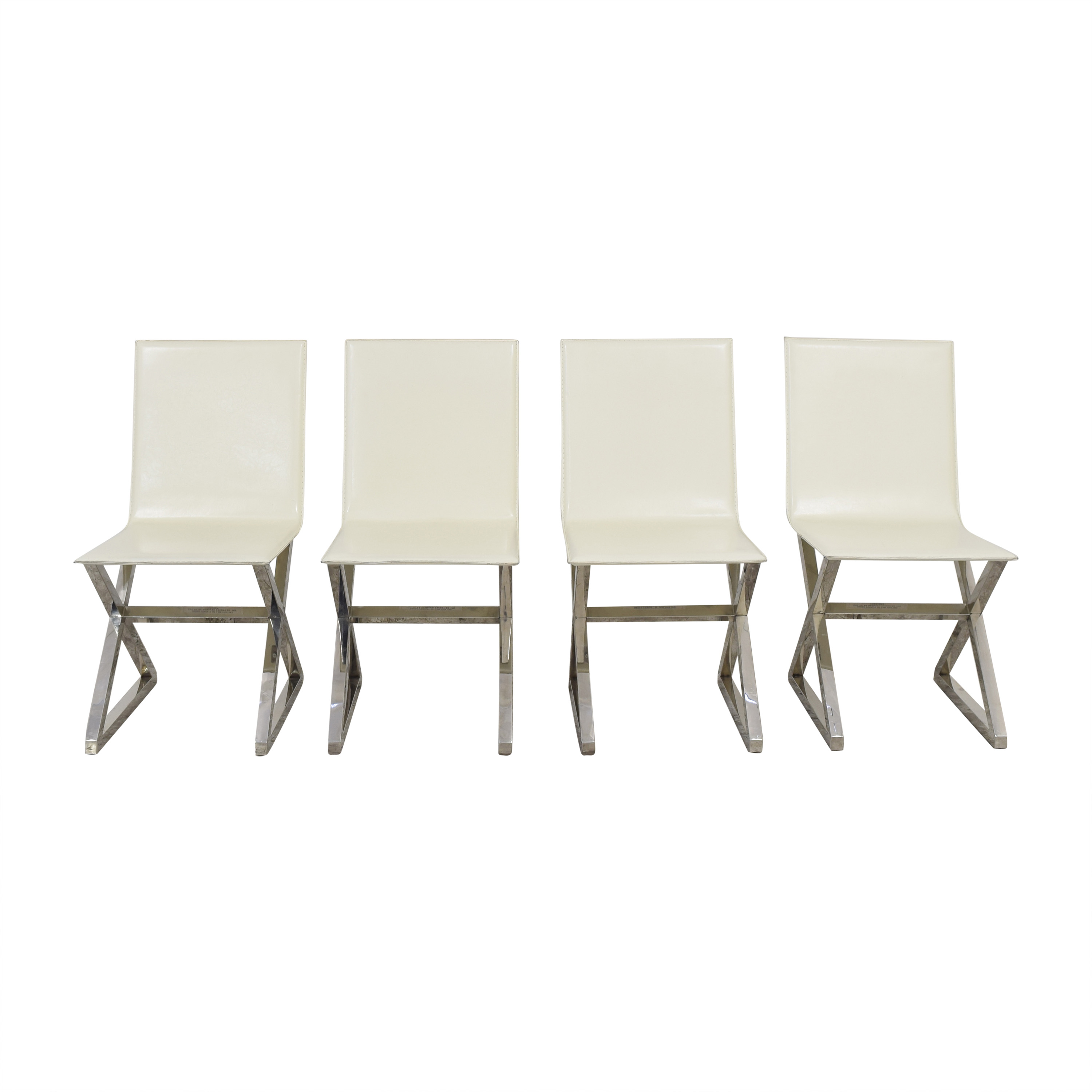 buy Z Gallerie Z Gallerie Axis Dining Chairs online