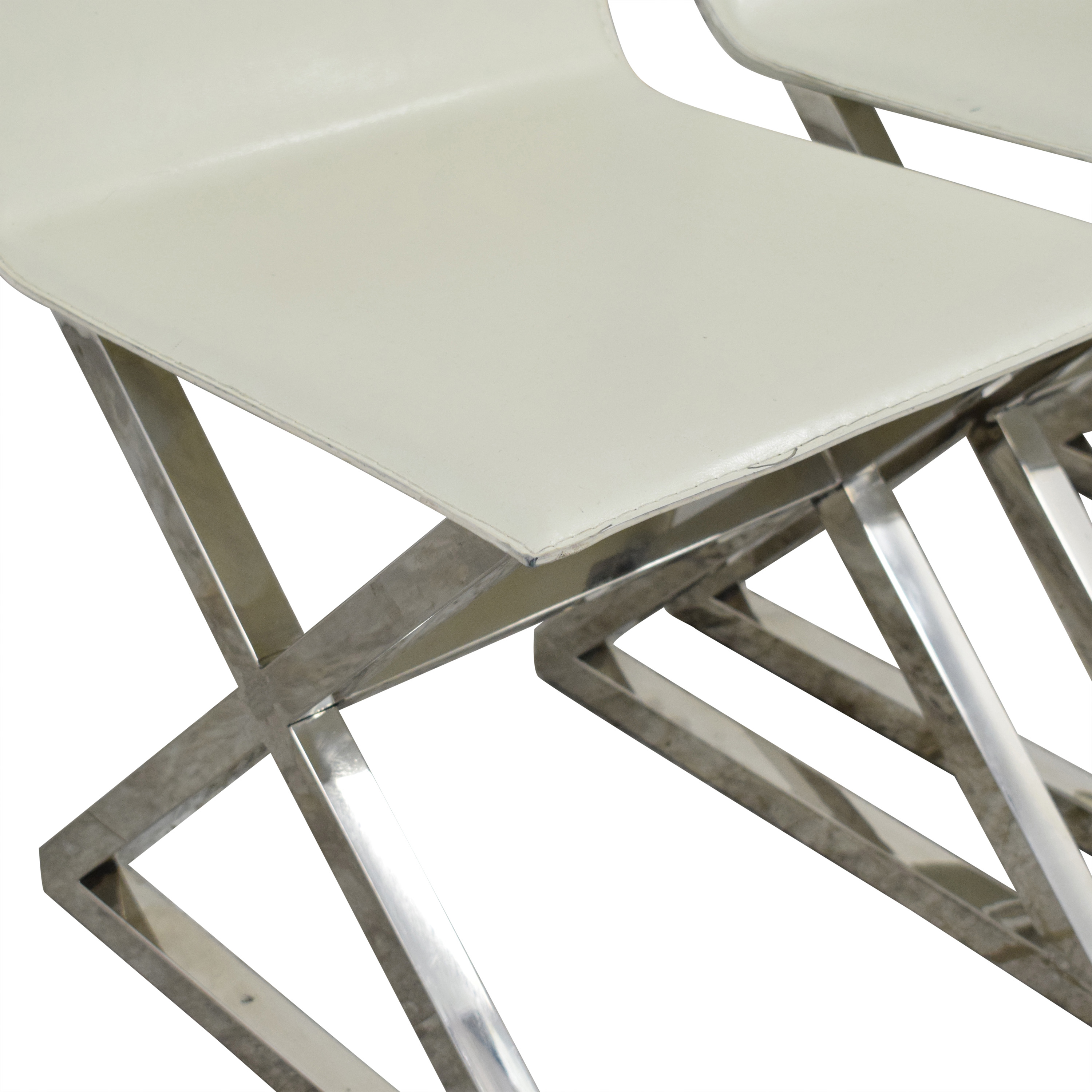 Z Gallerie Z Gallerie Axis Dining Chairs discount
