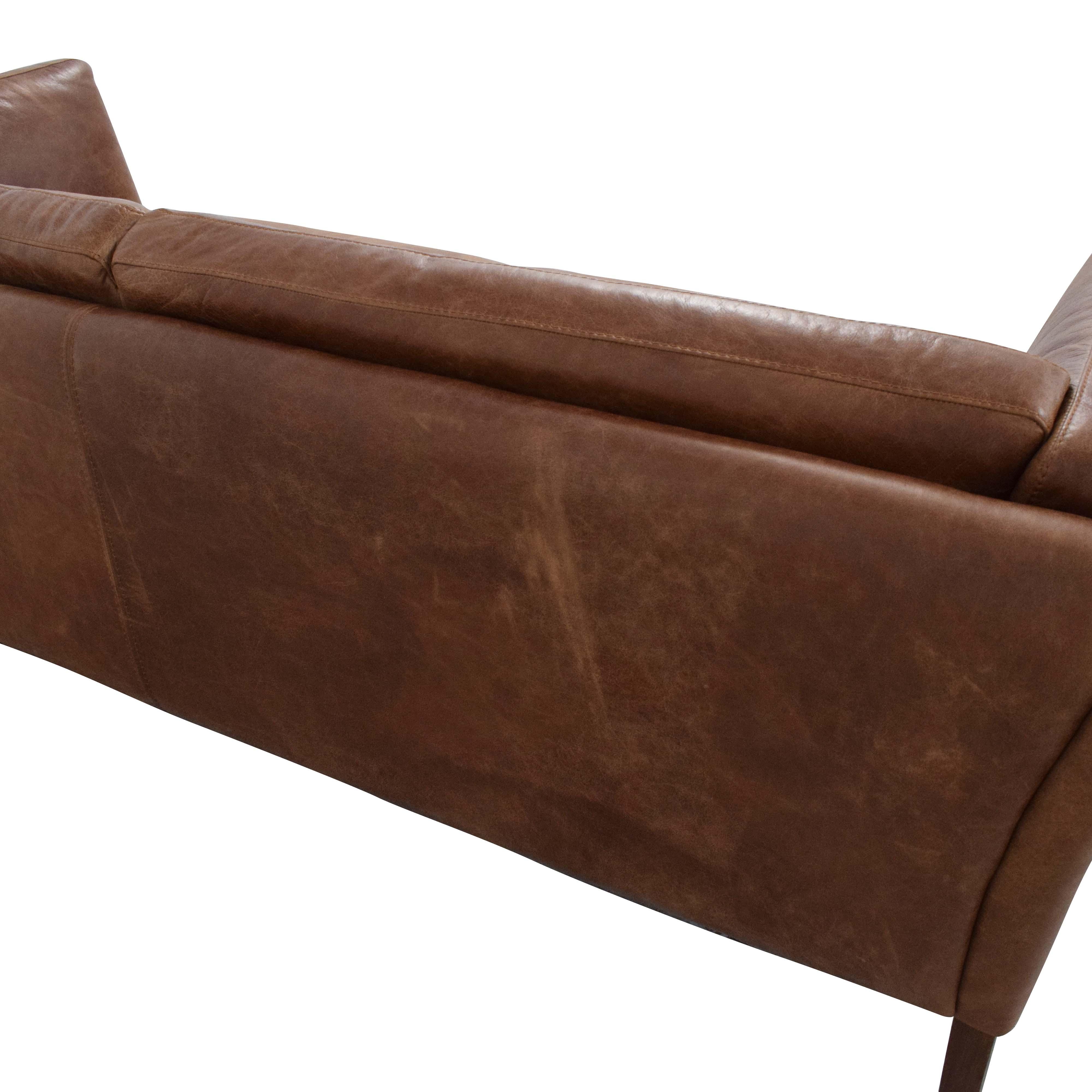 Bench Cushion Sofa nyc