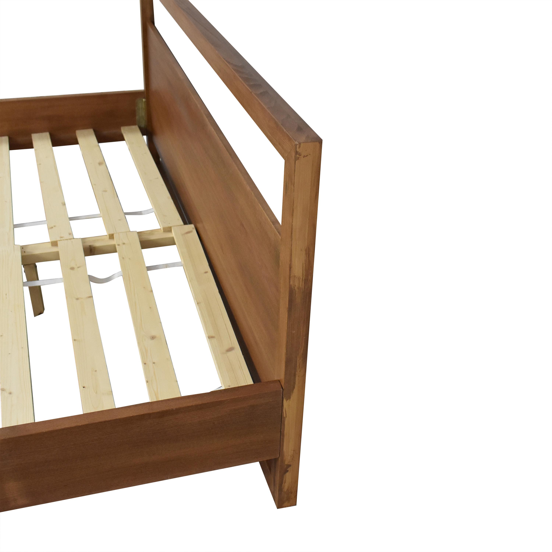 Modern Super King Bed