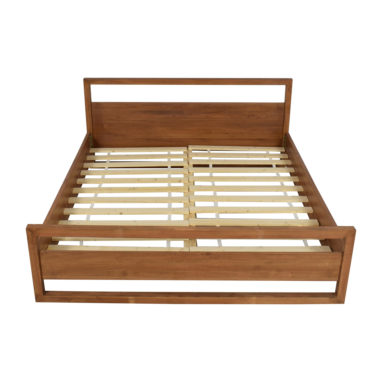 Modern Super King Bed ct