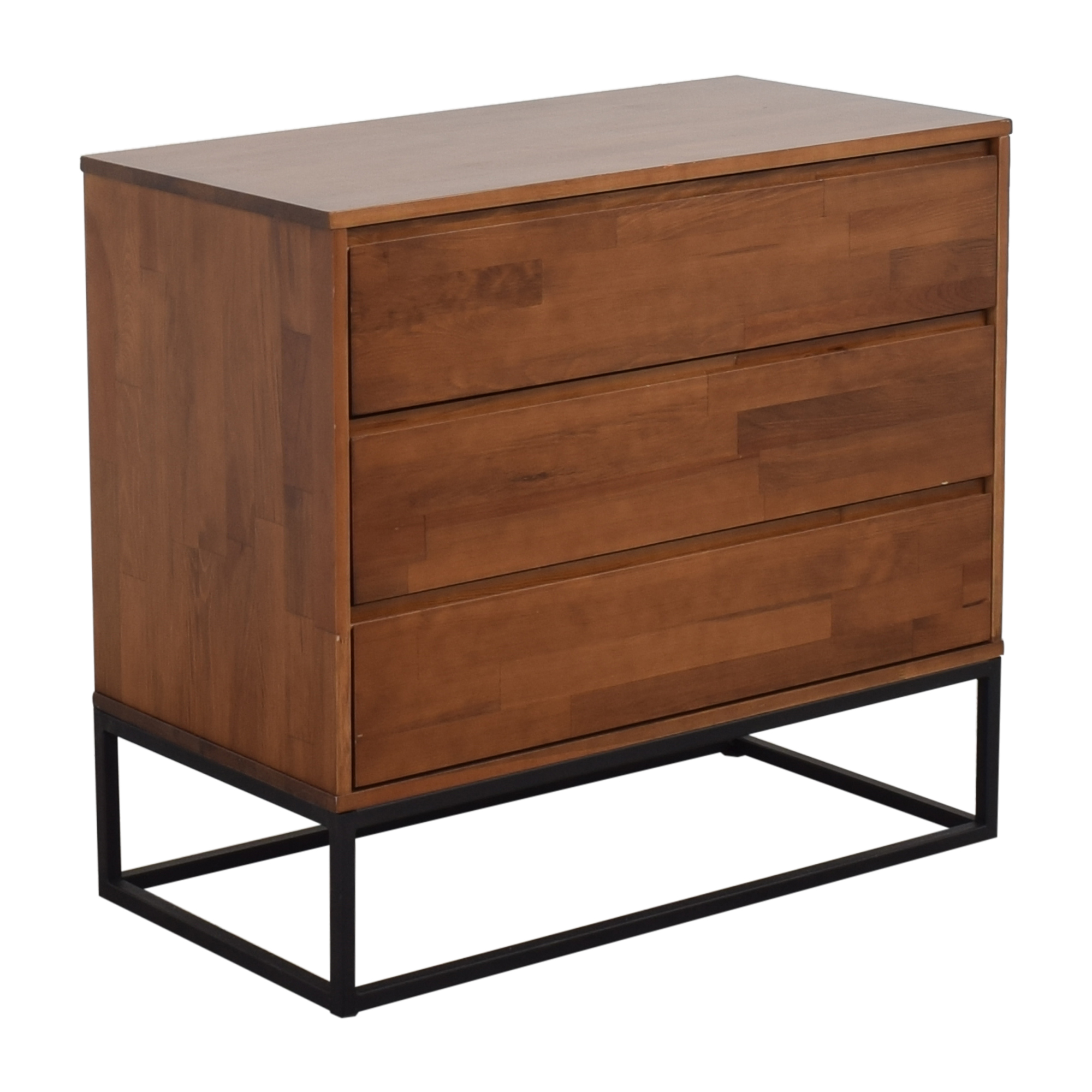 Modern Four Drawer Chest on sale