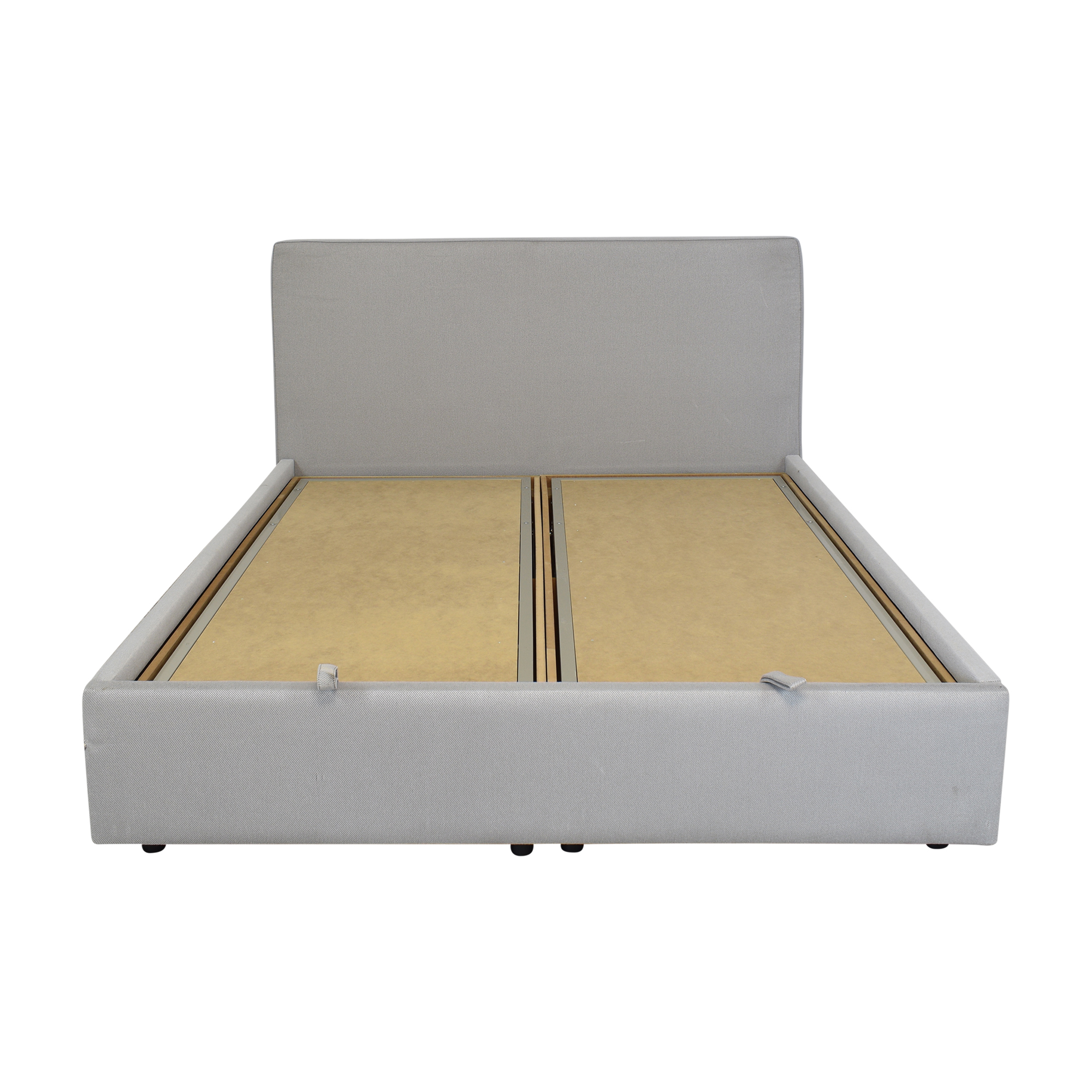 Upholstered Storage Queen Bed sale