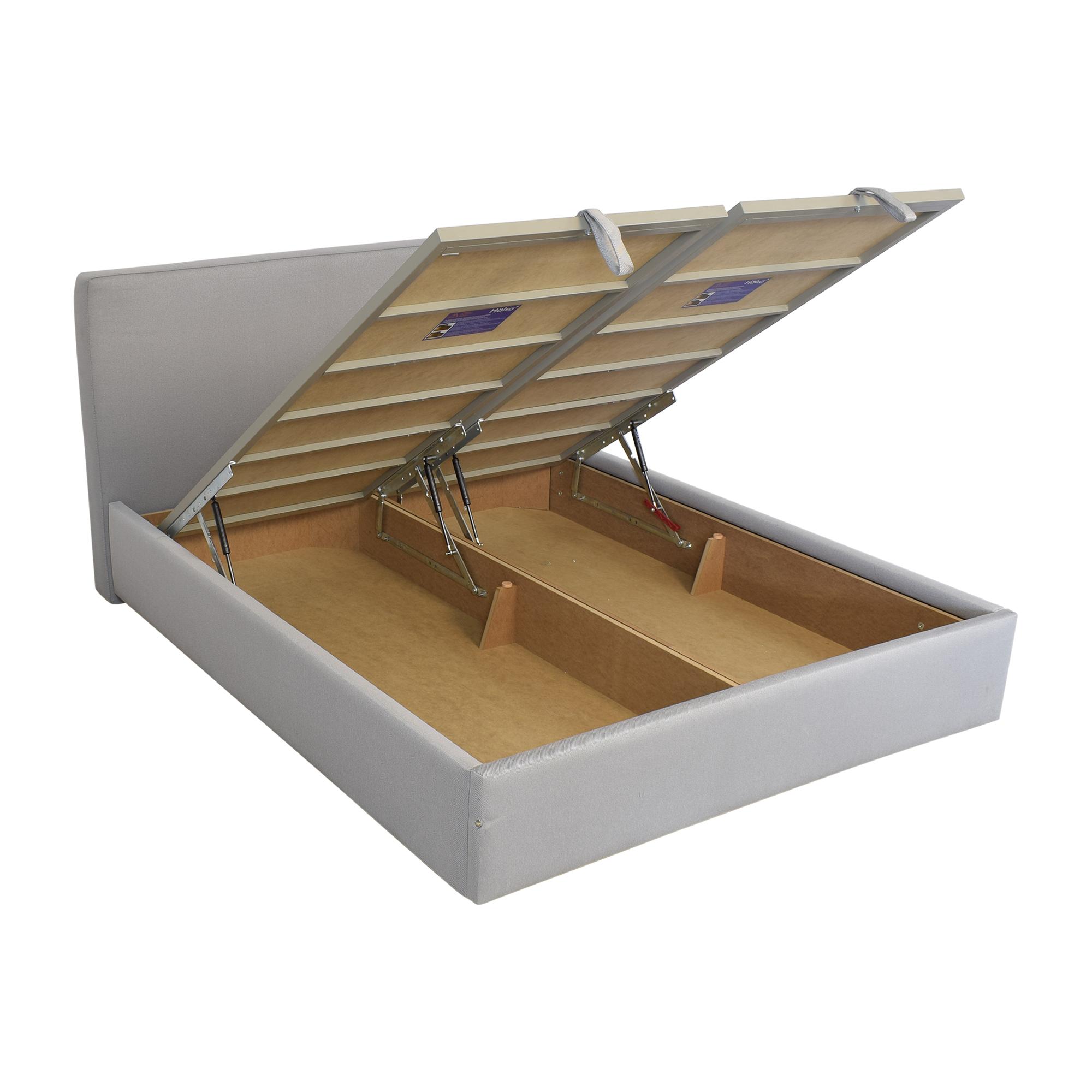 buy  Upholstered Storage Queen Bed online