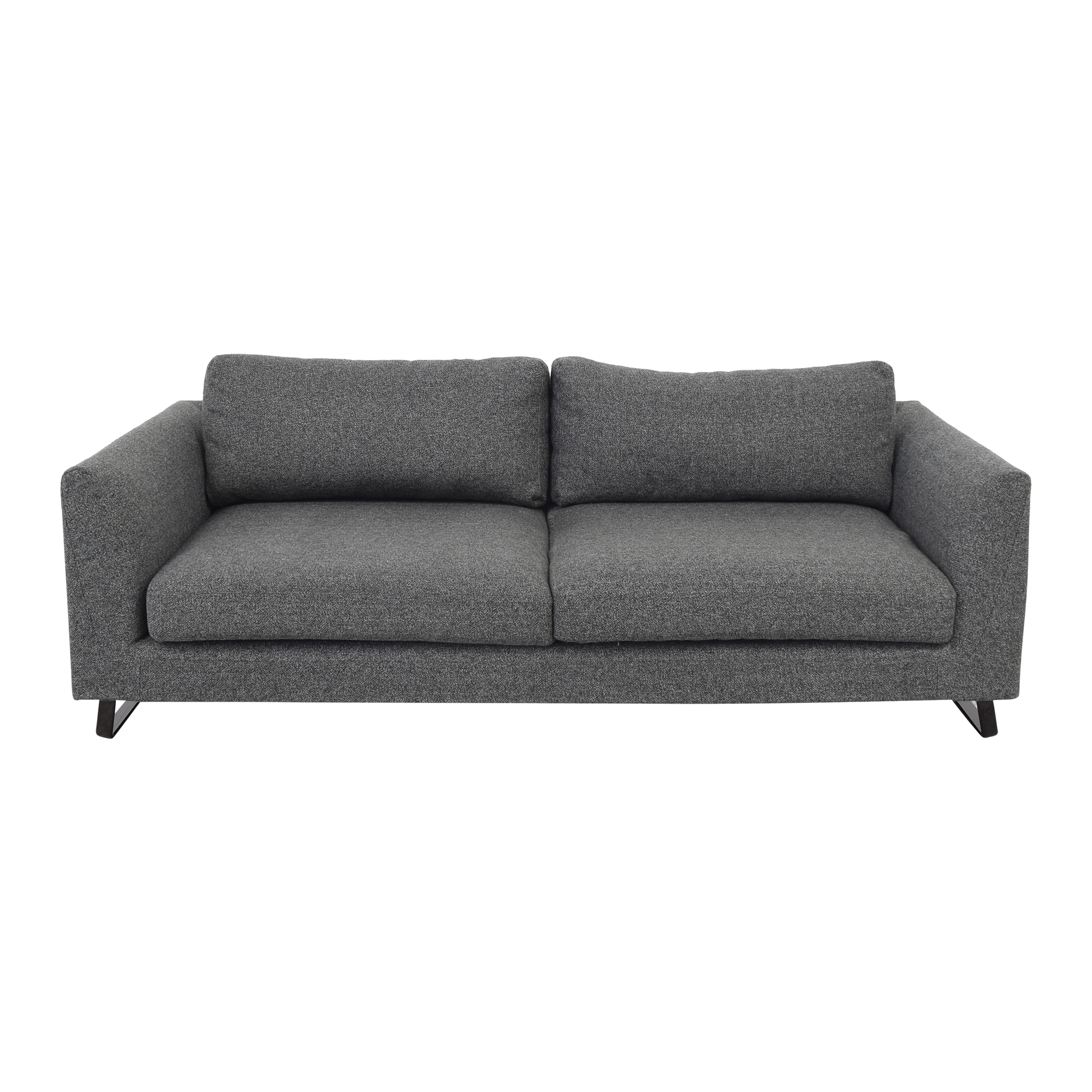 buy Two Cushion Modern Sofa  Classic Sofas