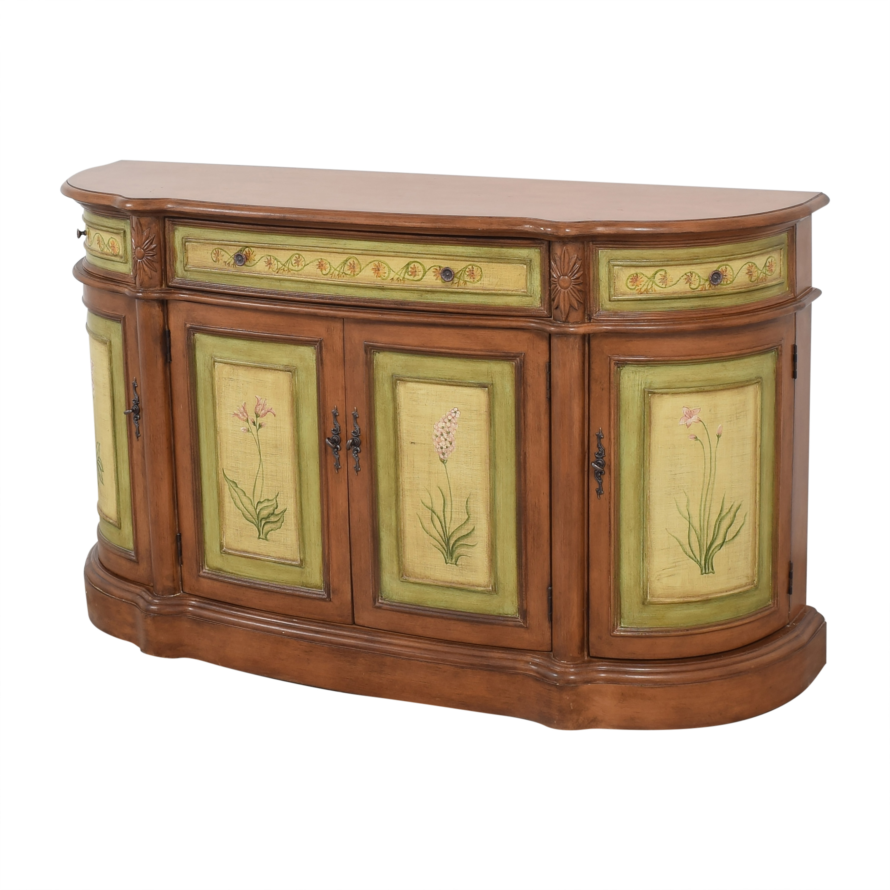 Vintage Cabinet with Drawers sale