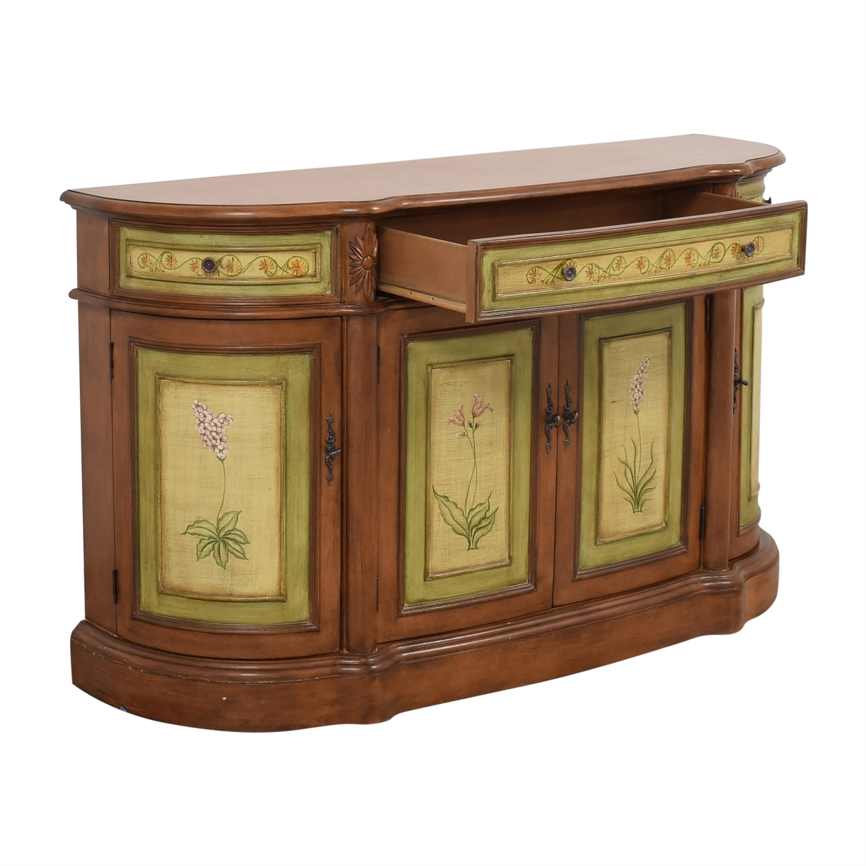 buy Vintage Cabinet with Drawers  Storage
