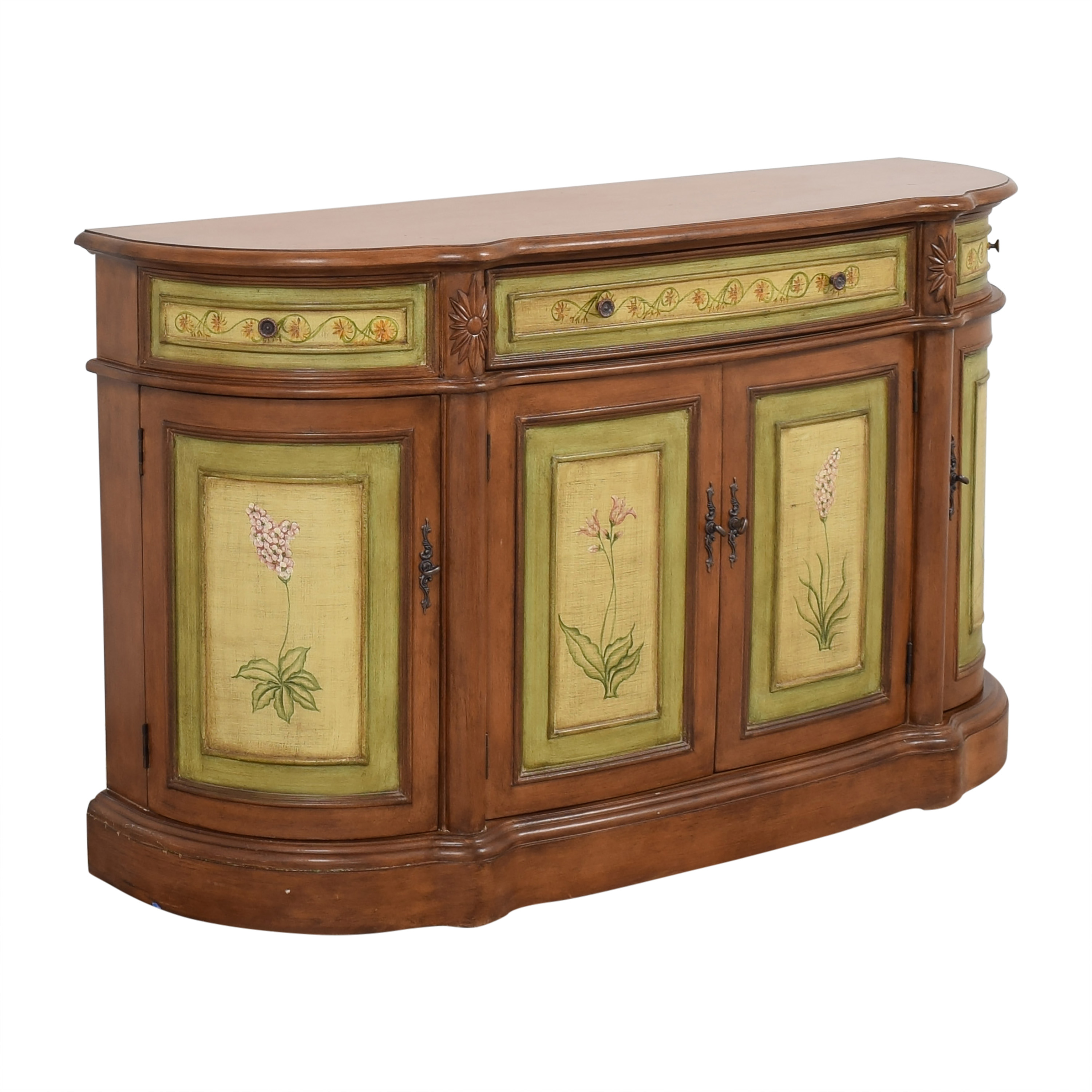 Vintage Cabinet with Drawers Cabinets & Sideboards