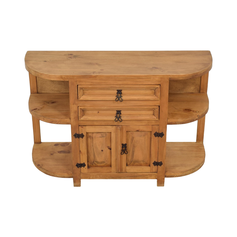 El Dorado Furniture El Dorado Cabinet or Accent Table second hand