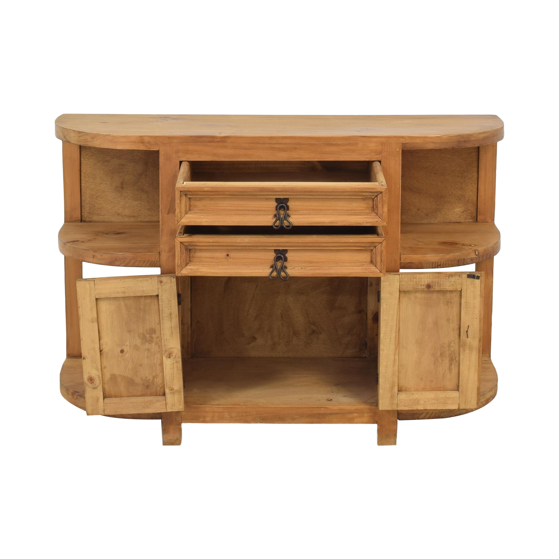 El Dorado Furniture El Dorado Cabinet or Accent Table nj