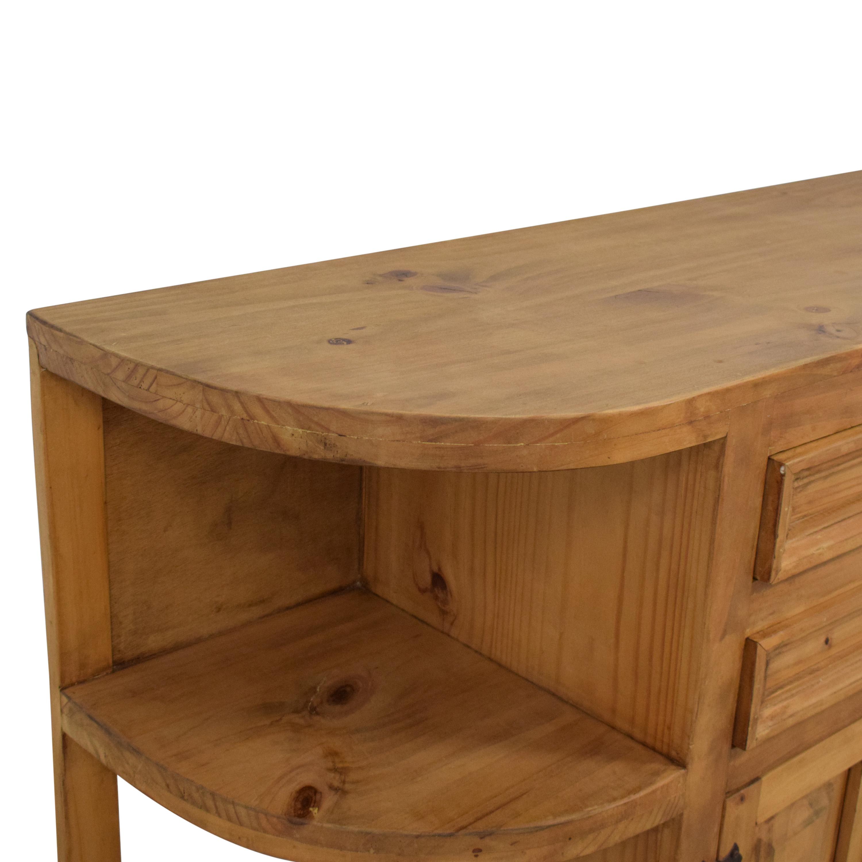 El Dorado Cabinet or Accent Table / Storage