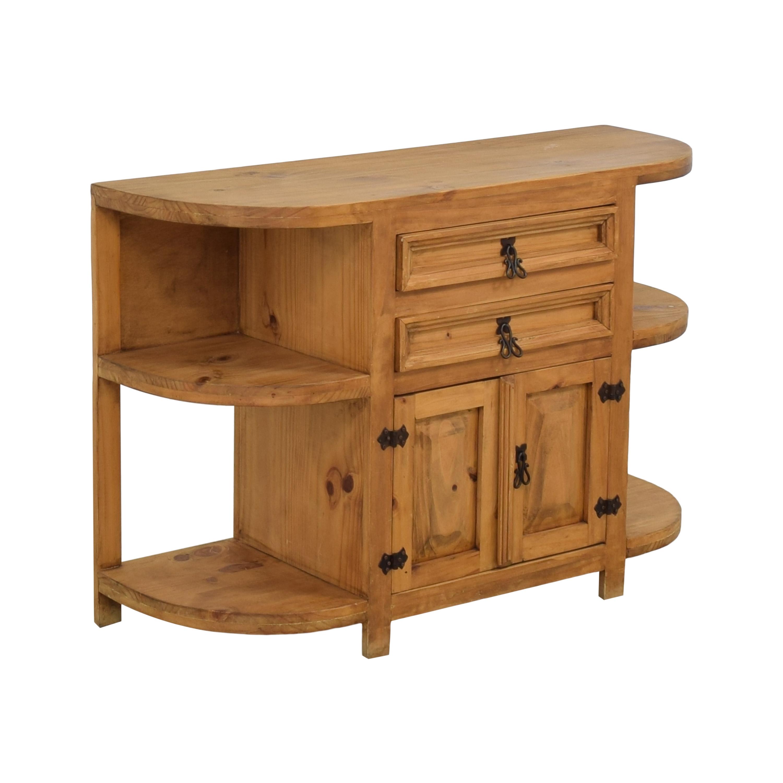 El Dorado Furniture El Dorado Cabinet or Accent Table Storage