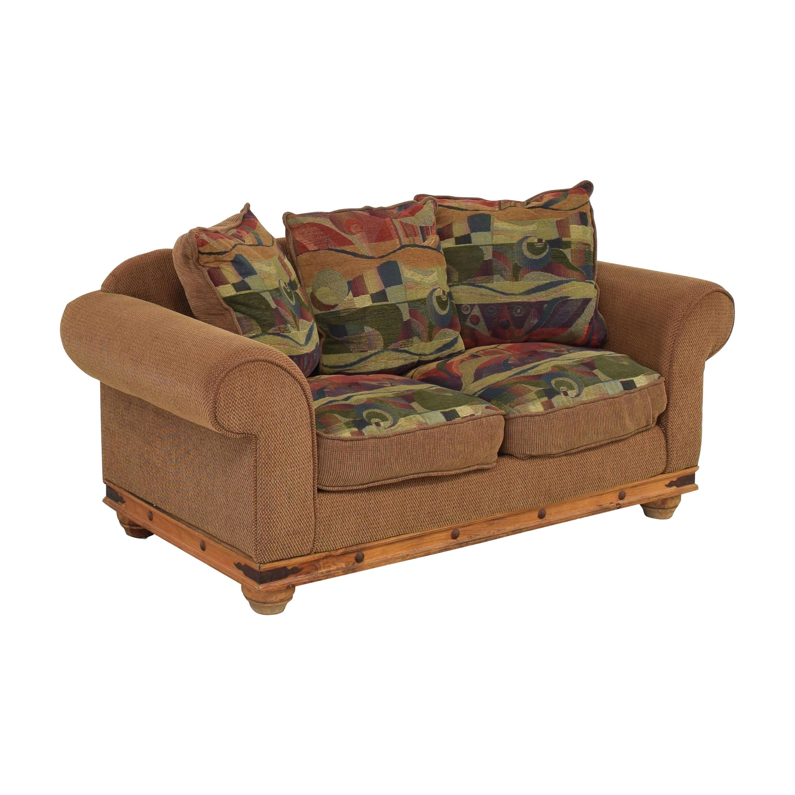 El Dorado Furniture El Dorado Two Seat Sofa Sofas