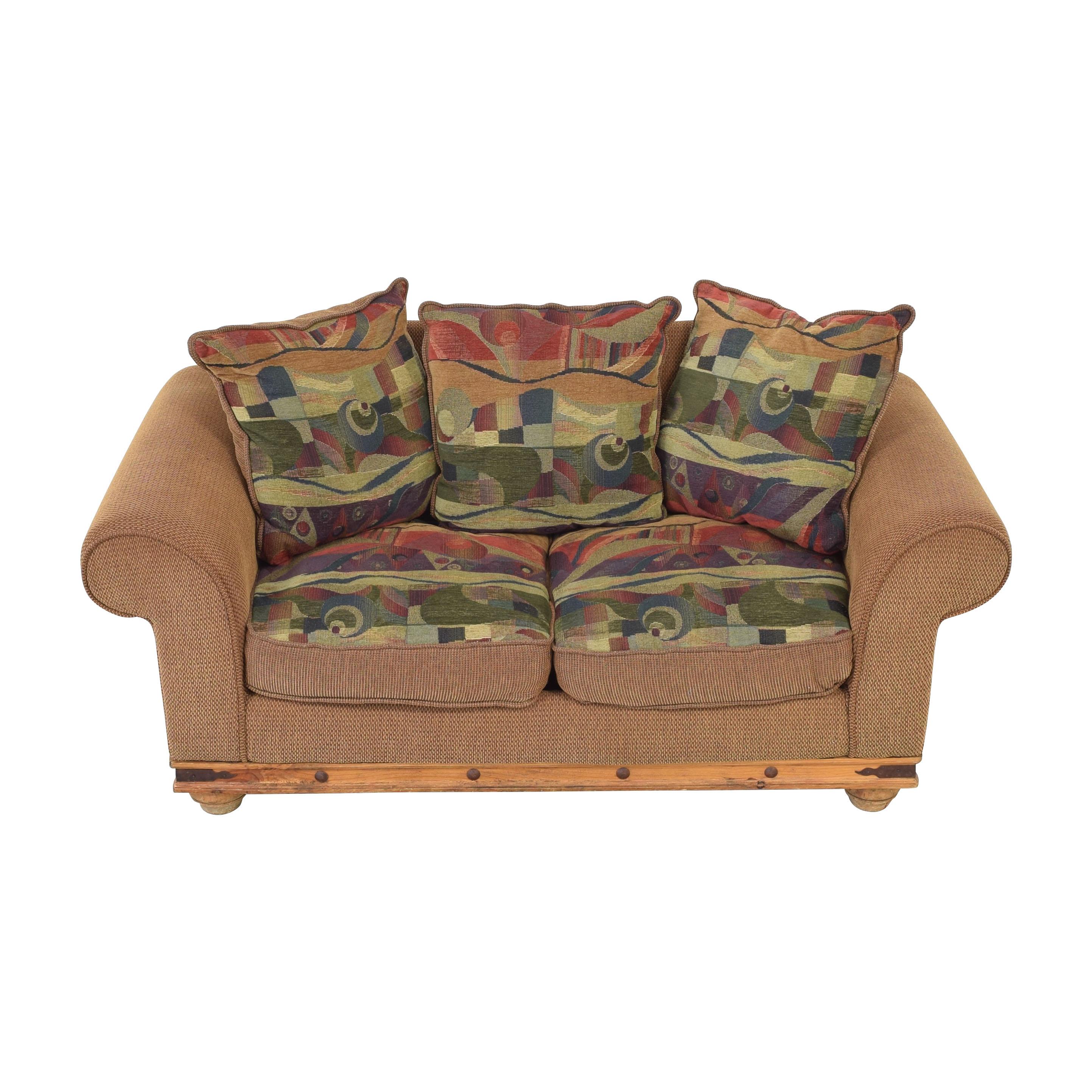 El Dorado Furniture El Dorado Two Seat Sofa ct