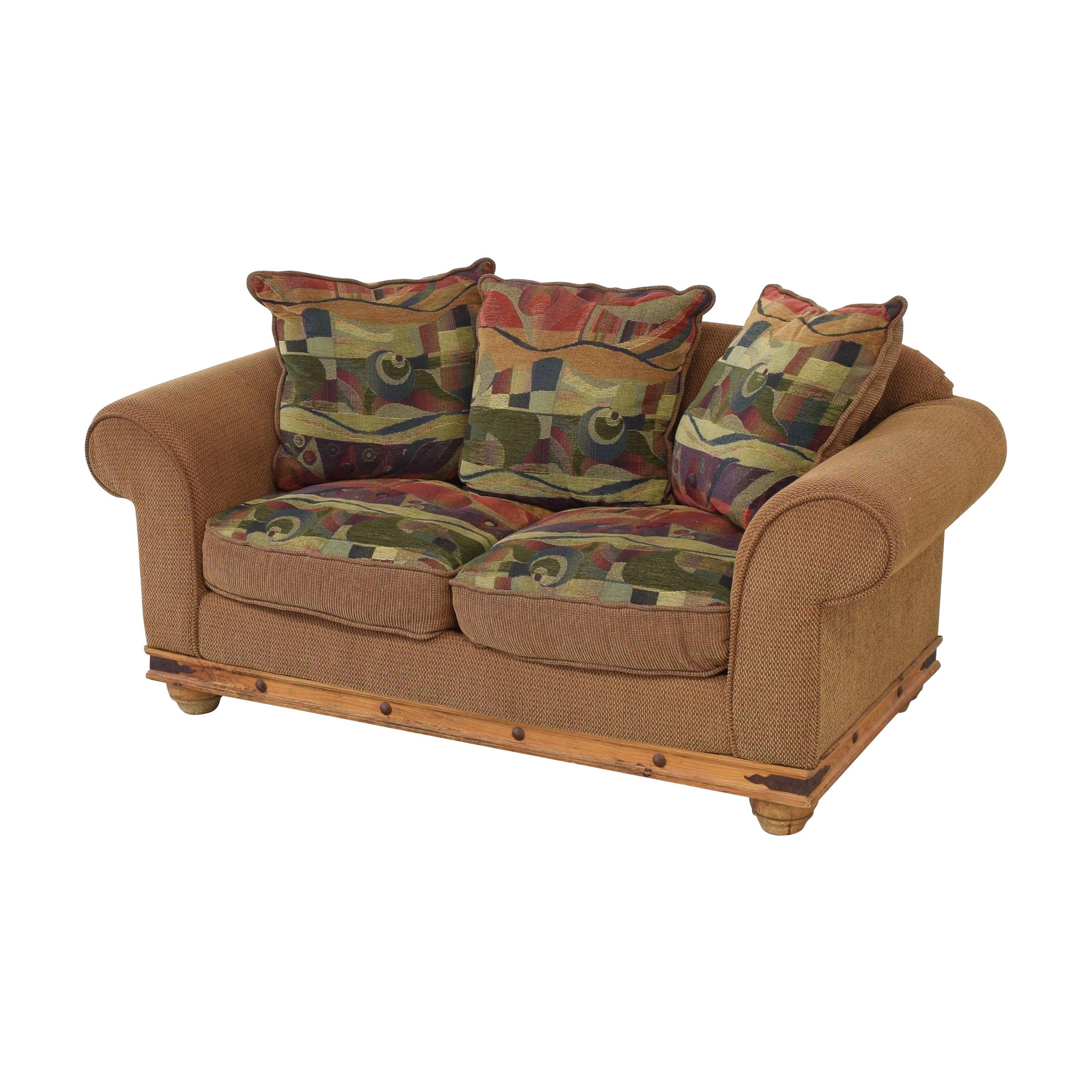 El Dorado Two Seat Sofa El Dorado Furniture