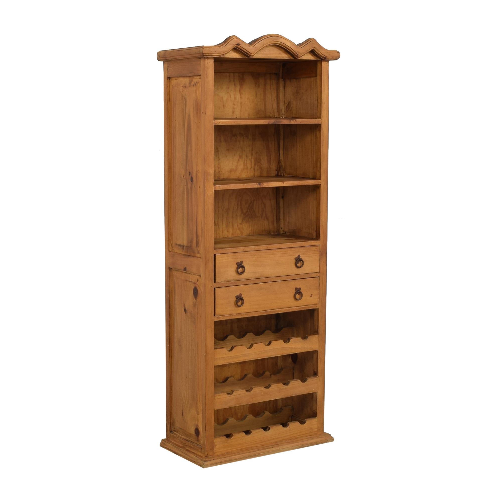 El Dorado Furniture El Dorado Furniture Tall Bar Cabinet coupon