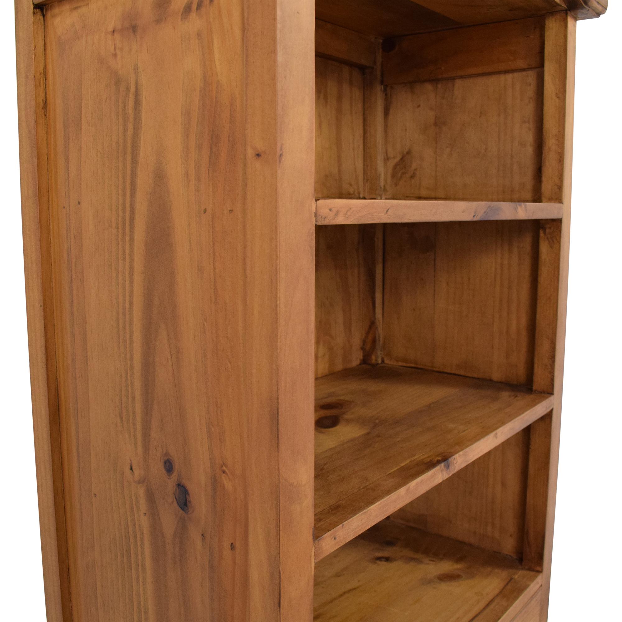 El Dorado Furniture El Dorado Furniture Tall Bar Cabinet discount