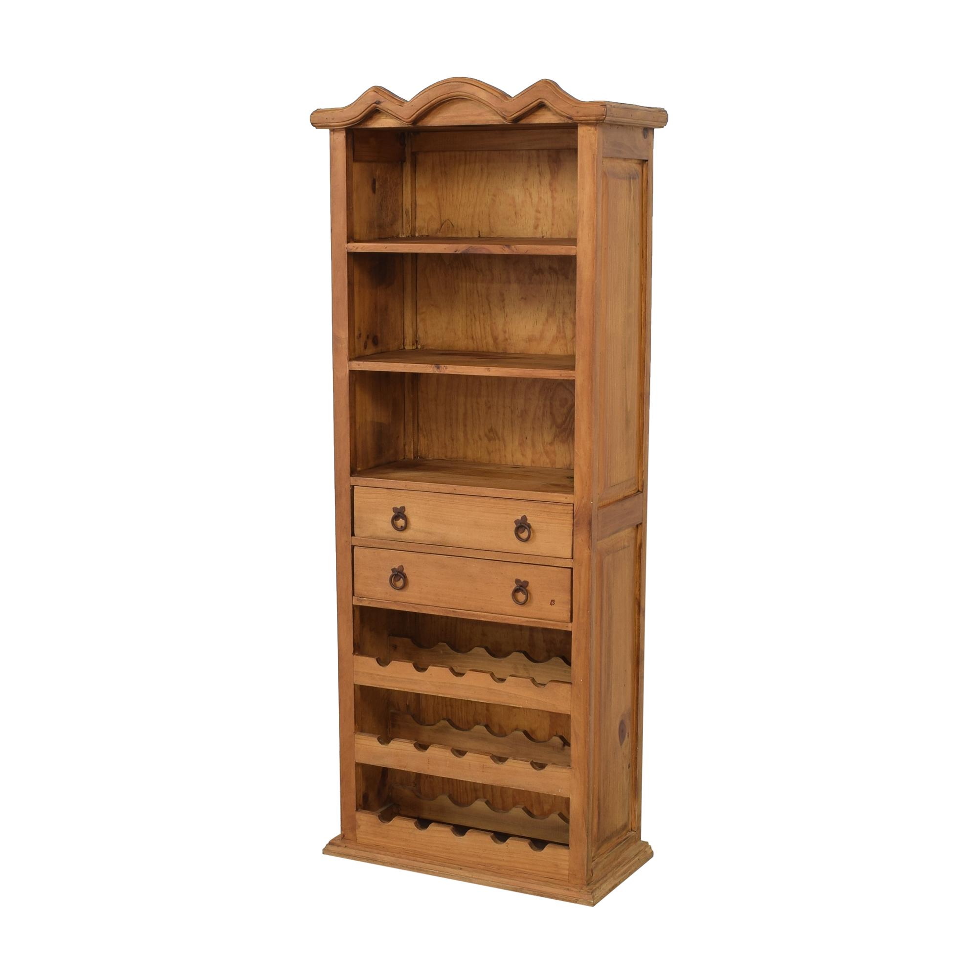 El Dorado Furniture Tall Bar Cabinet El Dorado Furniture