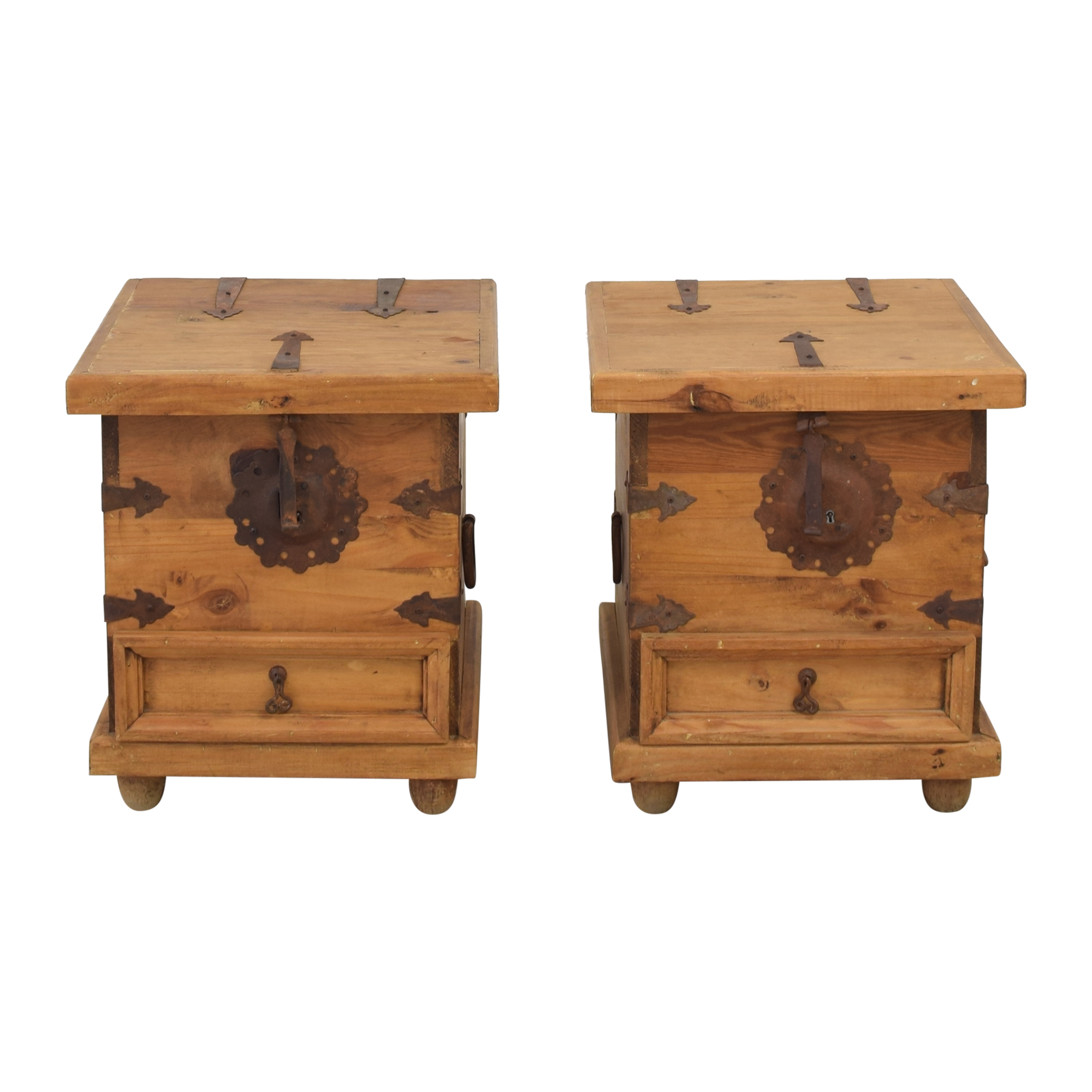 El Dorado Furniture El Dorado End Tables with Storage End Tables