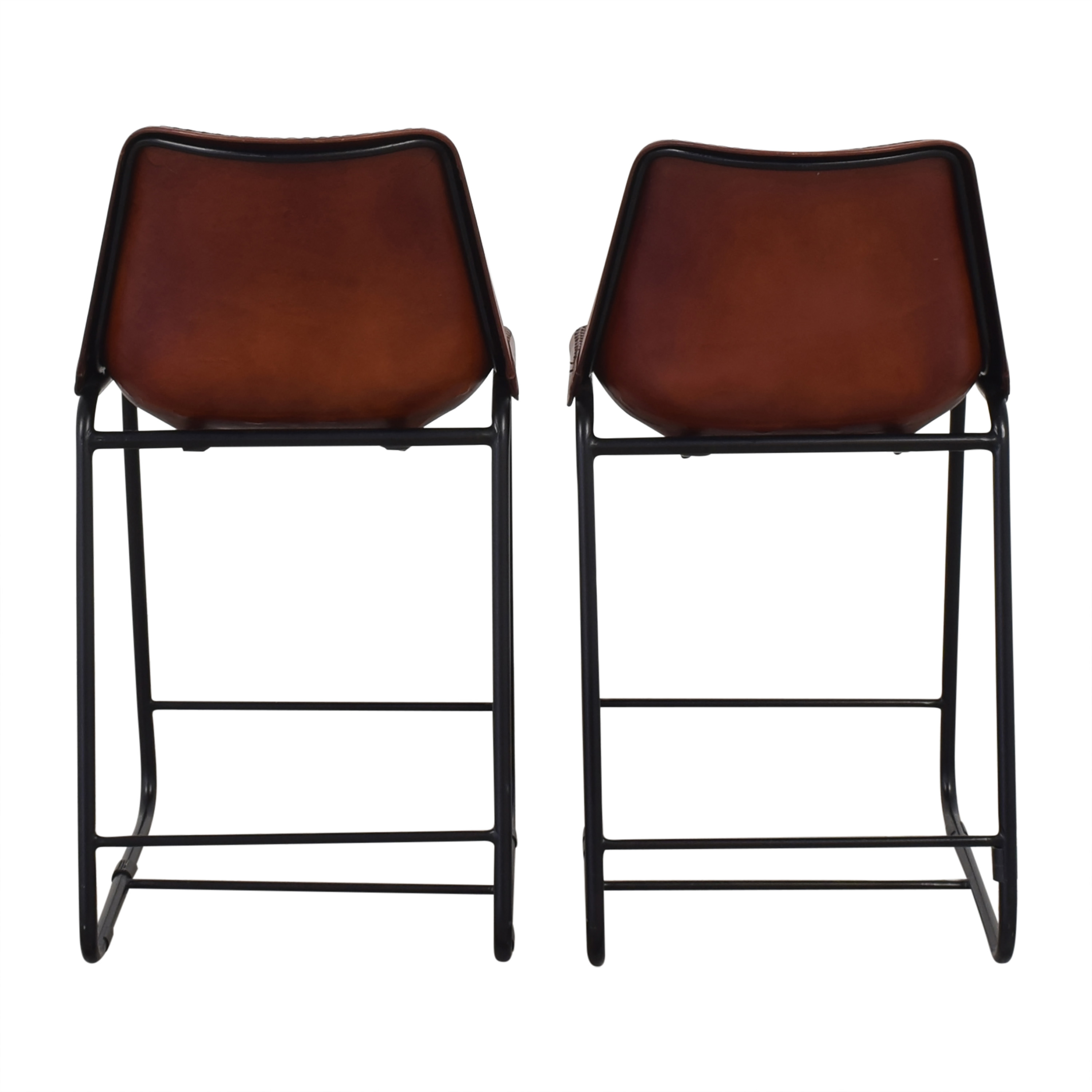 CB2 CB2 Roadhouse Counter Stools discount