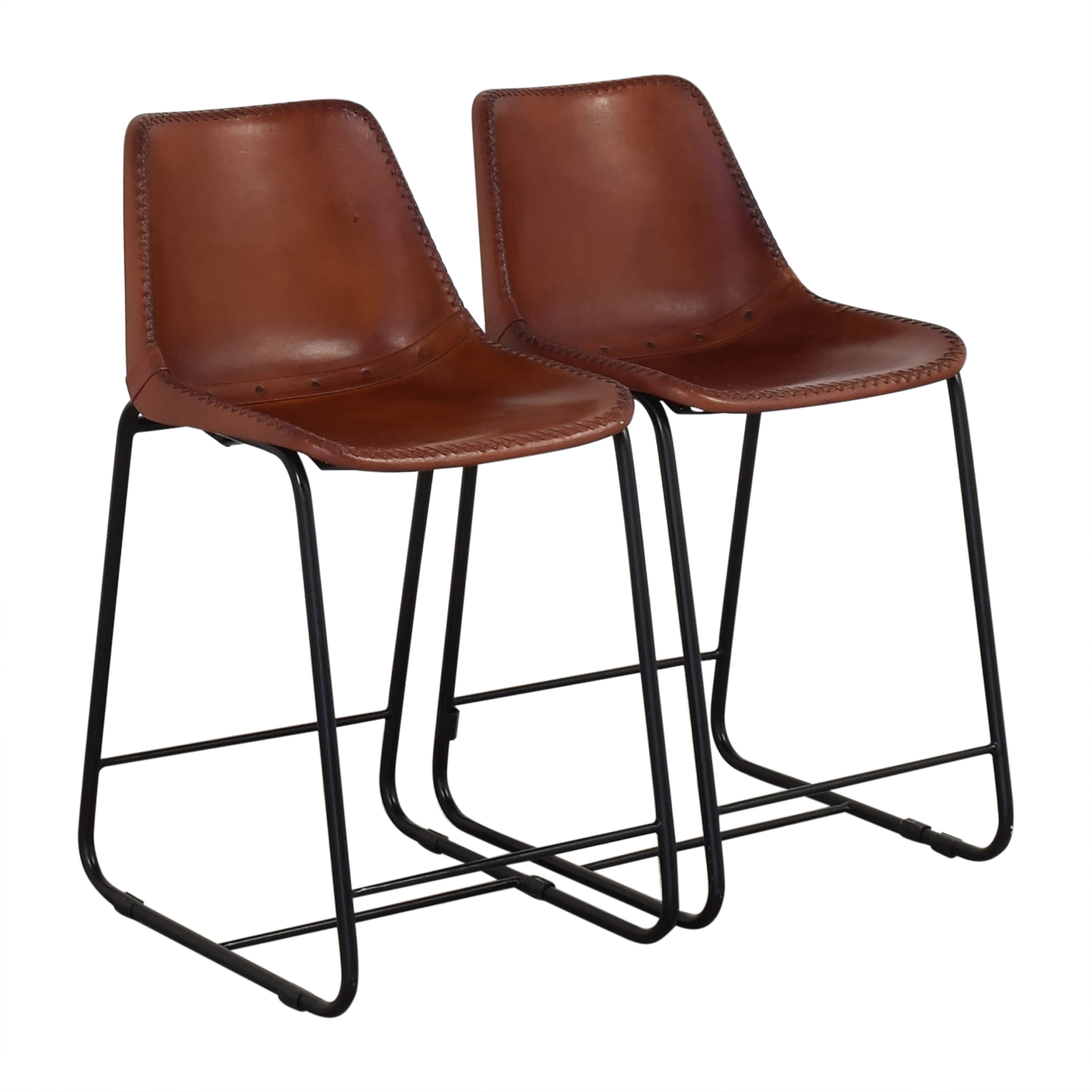 CB2 CB2 Roadhouse Counter Stools Chairs