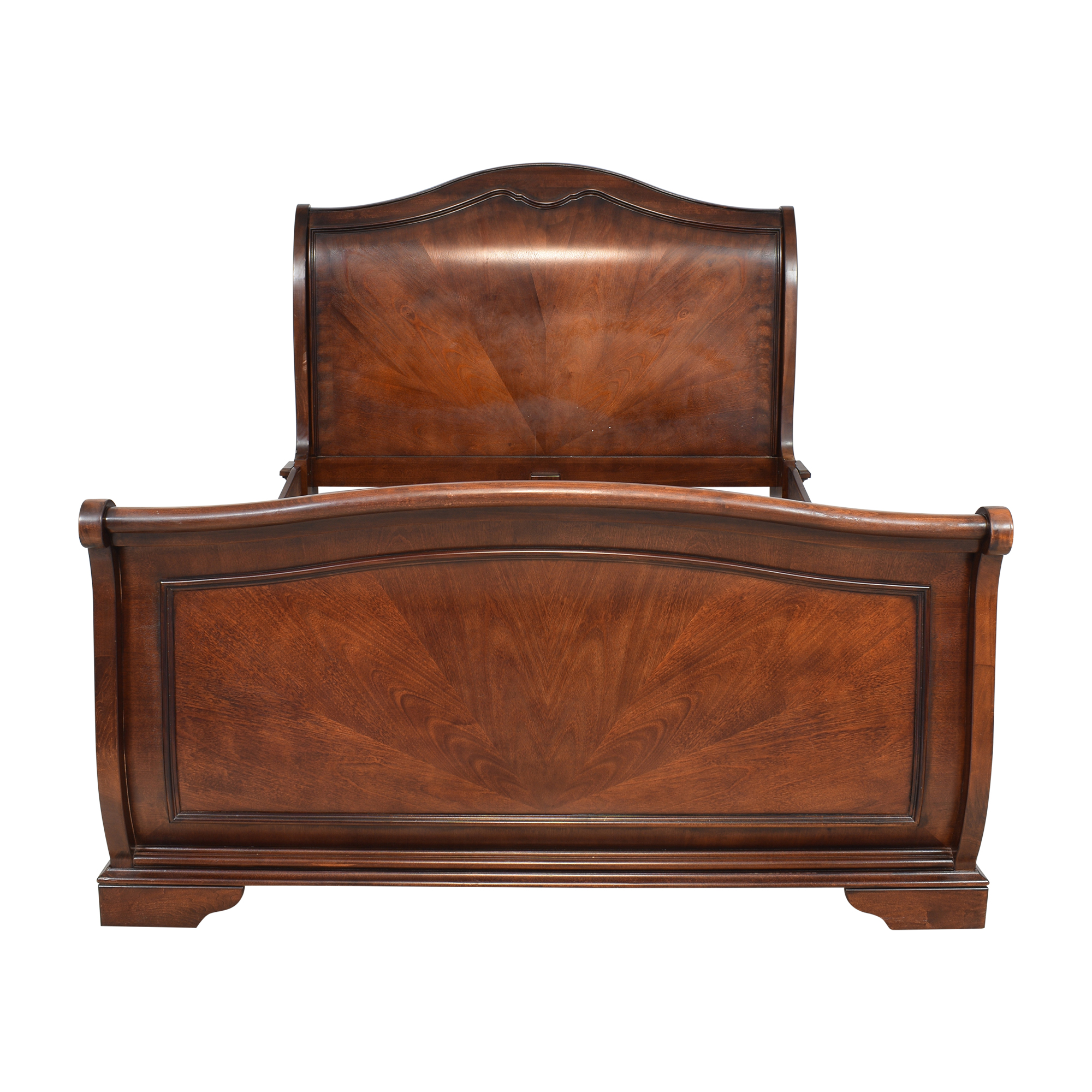 buy Raymour & Flanigan Queen Sleigh Bed Raymour & Flanigan Beds