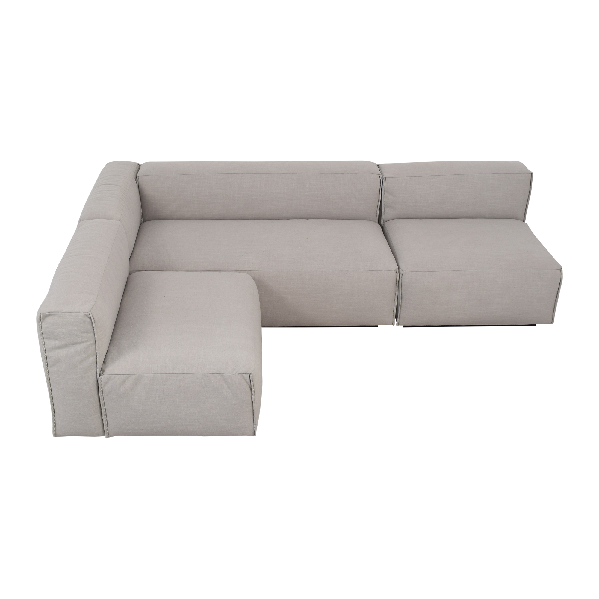 Blu Dot Blu Dot Cleon Medium Sectional Sofa second hand